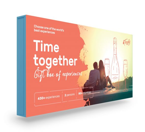 All tinggly gift boxes experience gifts by tinggly time together negle Image collections