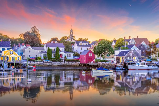 Charming New England Escape