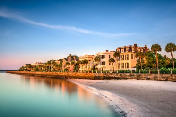 Seaside Escape in South Carolina