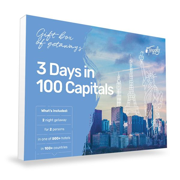 Getaway - 3 Days in 100 Capitals