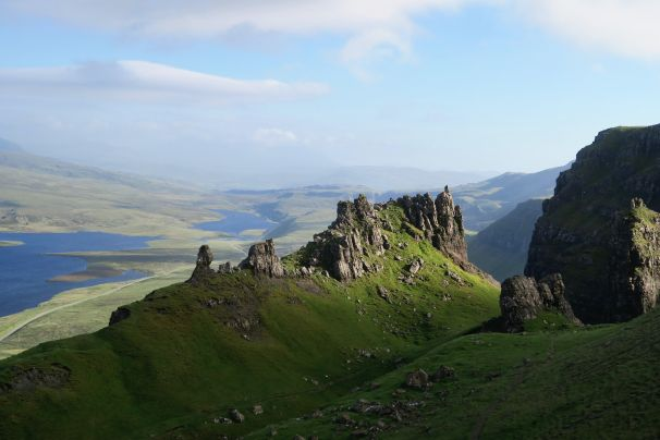 Scottish Idyll for Two
