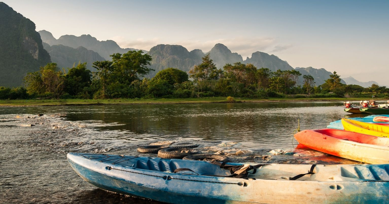 Laos Kayaking Experience Gifts