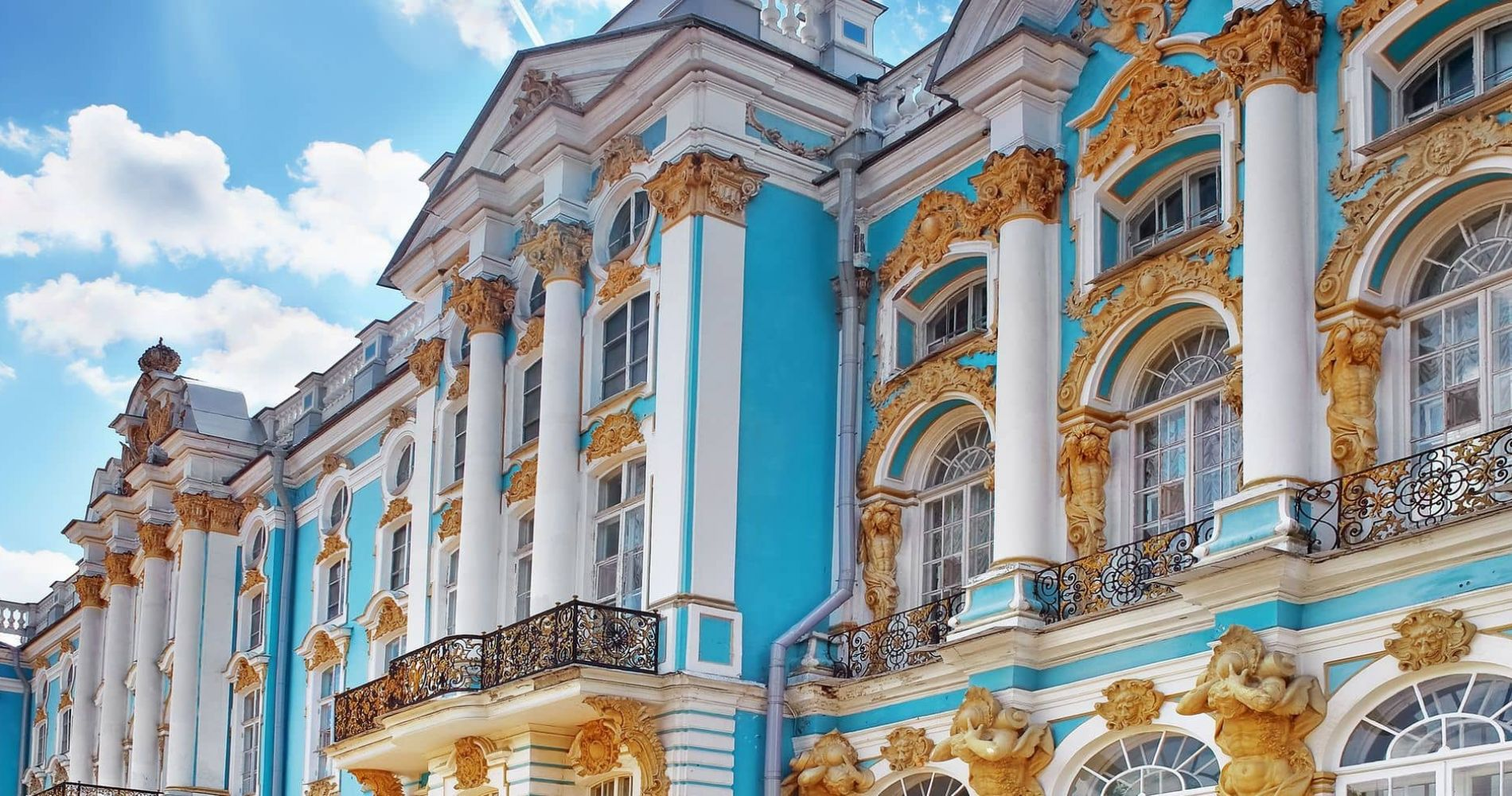 St Petersburg Catherine Palace Experience for Two