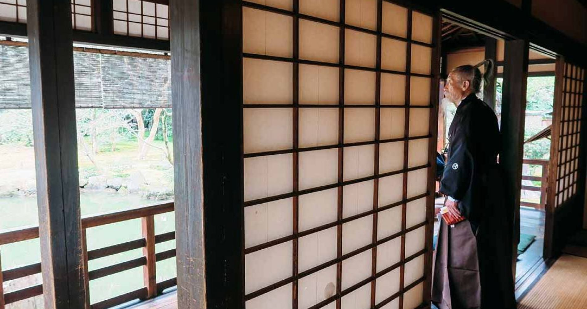 Last Samurai Kyoto experience gifts
