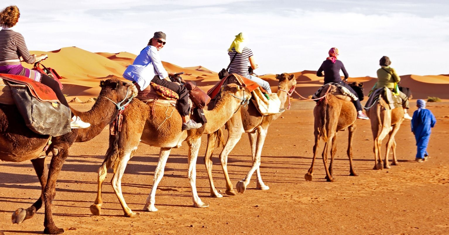 Morocco Camel Ride experience gifts