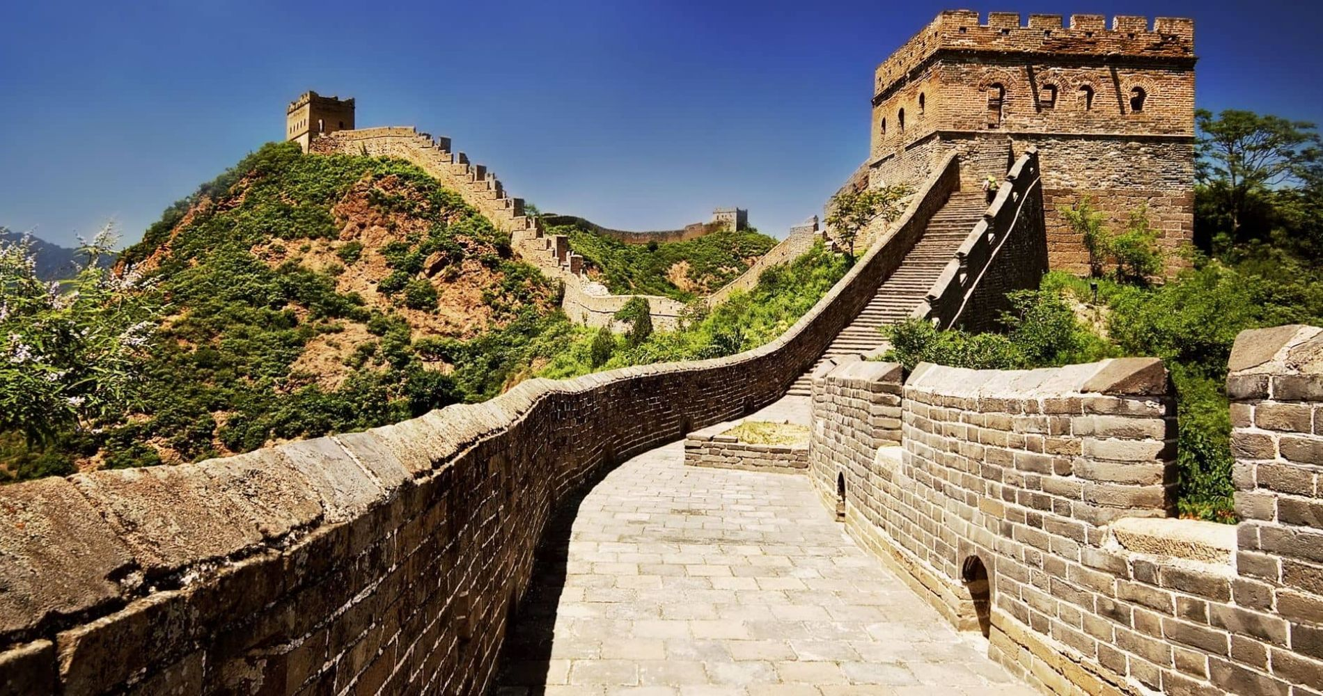 Undiscovered Beijing tour with Great Wall in China for Two