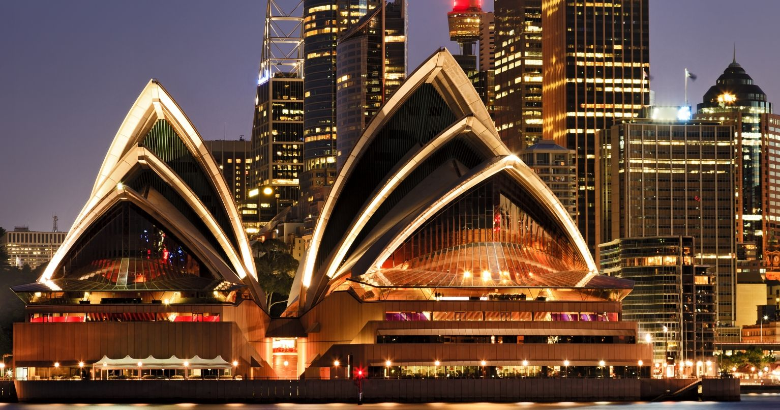 Sydney Opera House and Harbour experience gifts