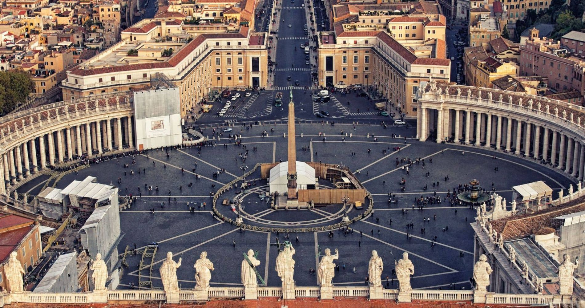 Fast Track Entry to Vatican City for Two