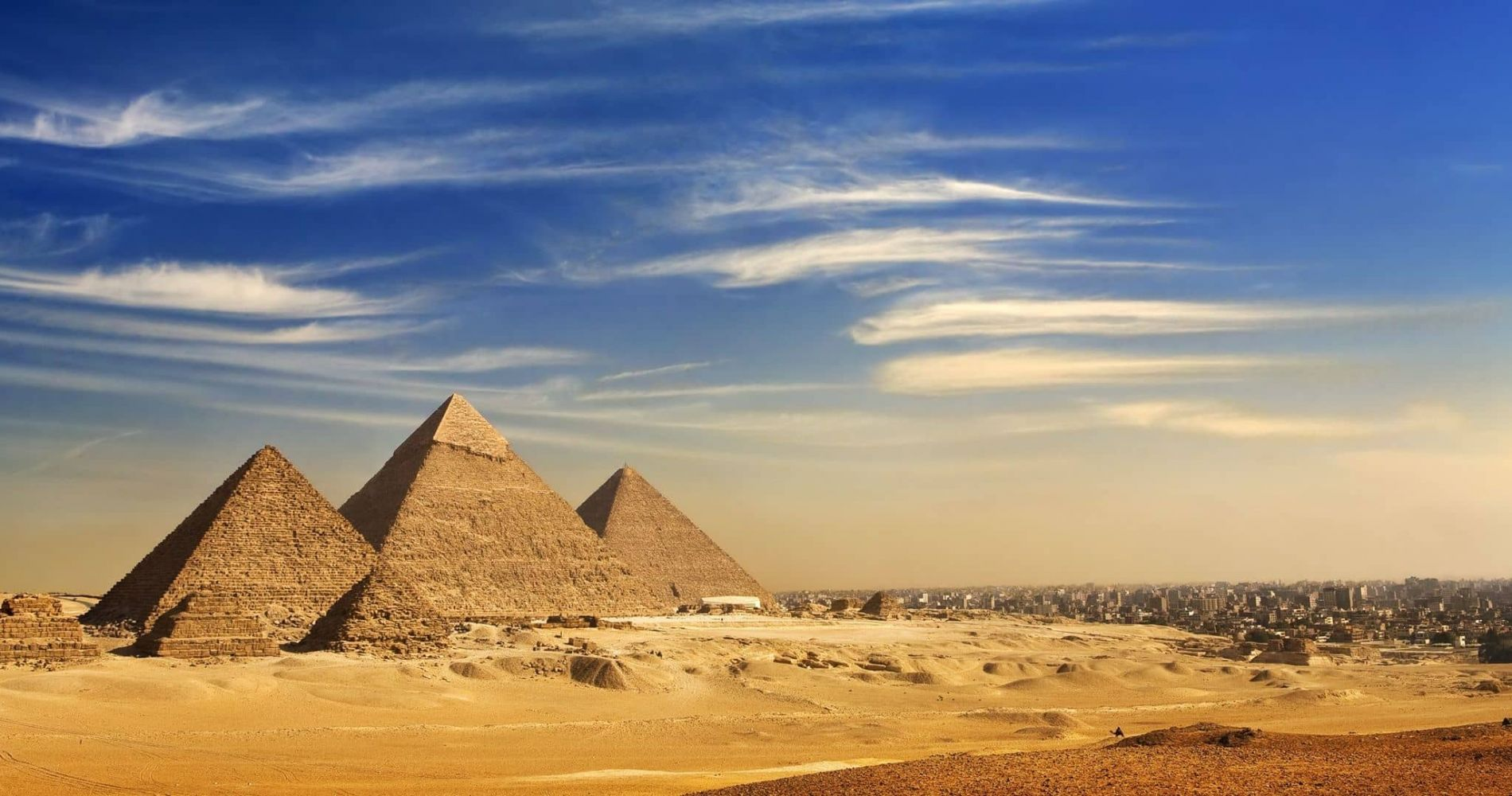 Giza Pyramids, Sphinx and Sakkara Experience in Egypt