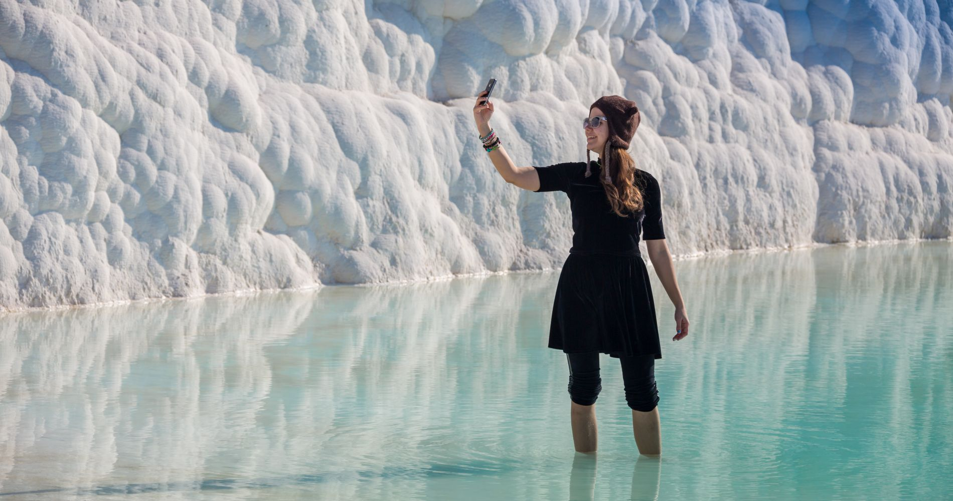2-Day Trip to Pamukkale for Two in Turkey