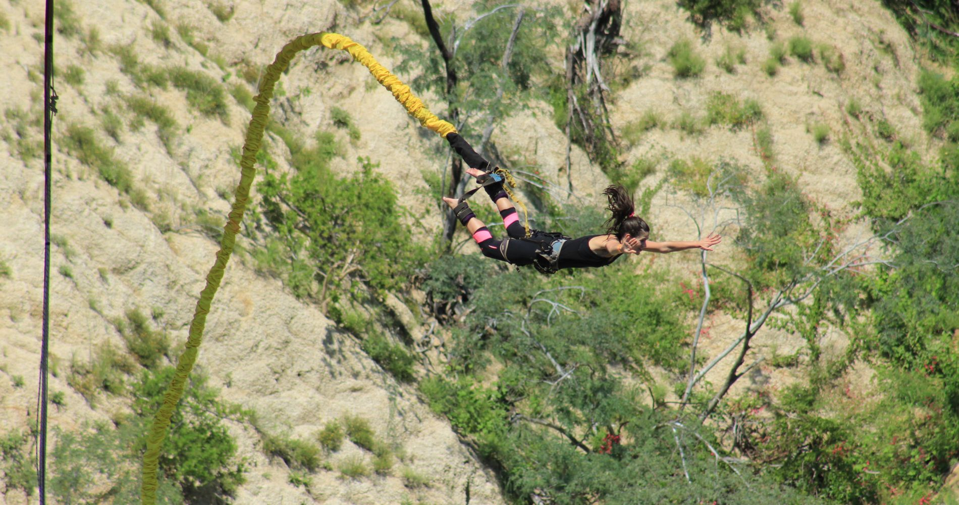 Canyon Jump Glass Floor Gondola Mexico Experience Gifts