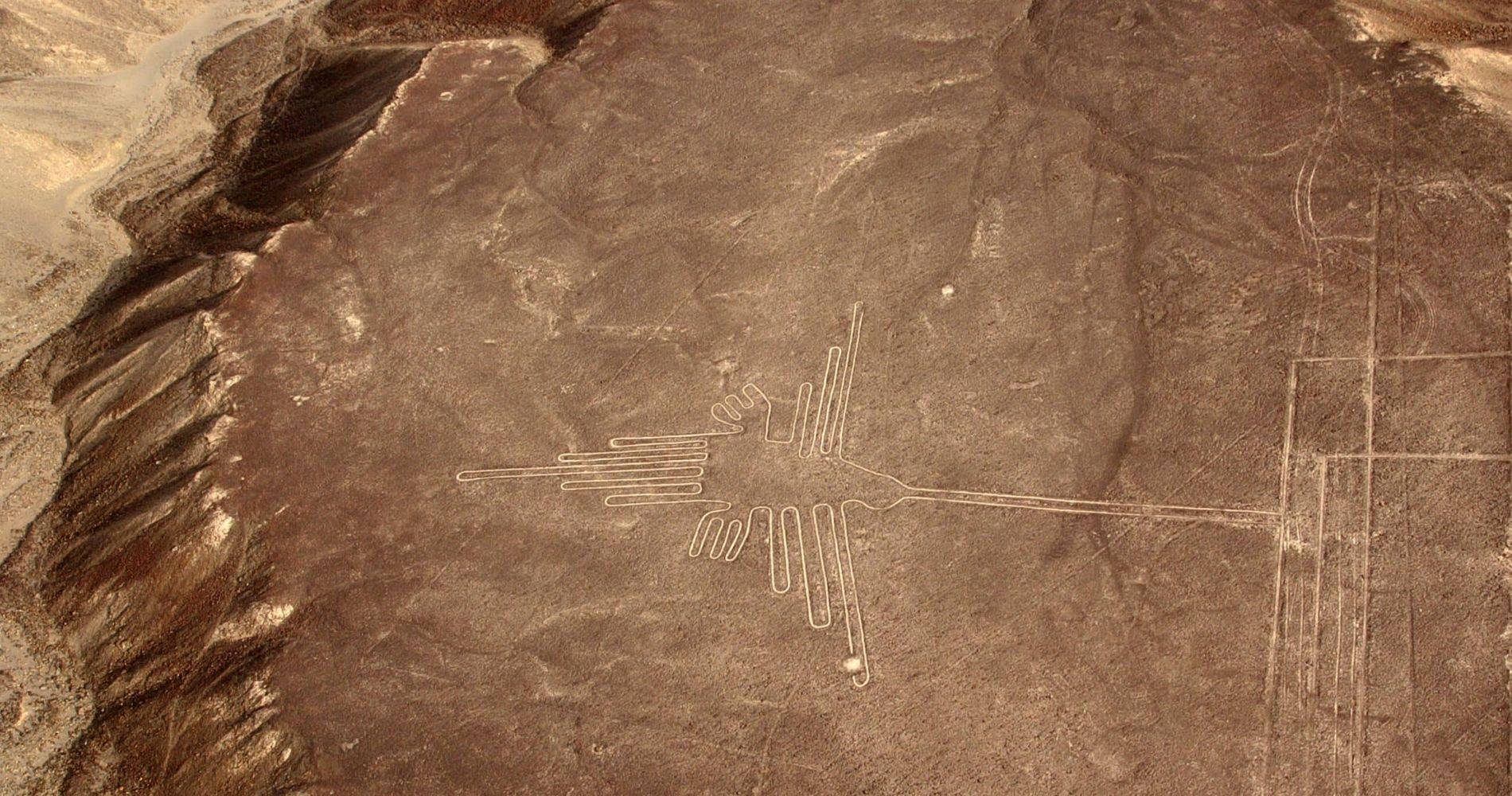 Nazca Lines Fly-Over Experience in Peru