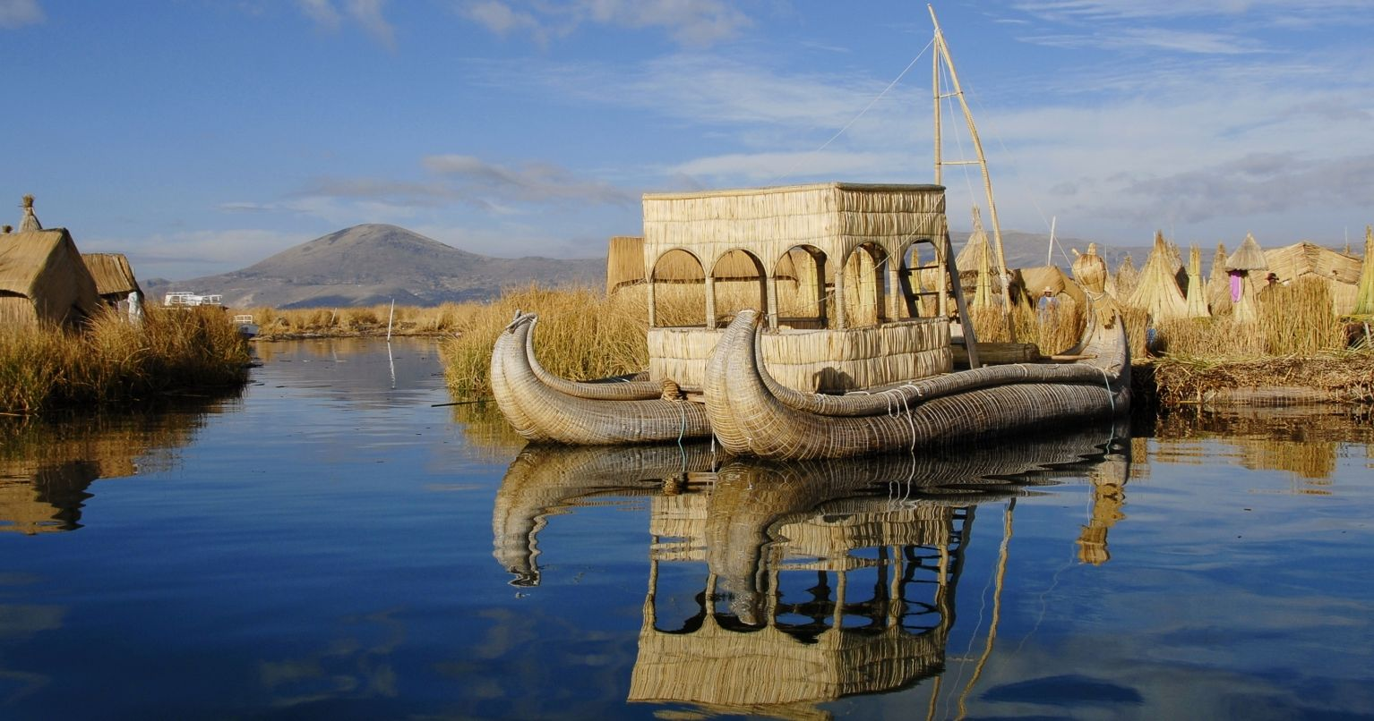 Lake Titicaca Uros & Taquile Peru Experience Gifts