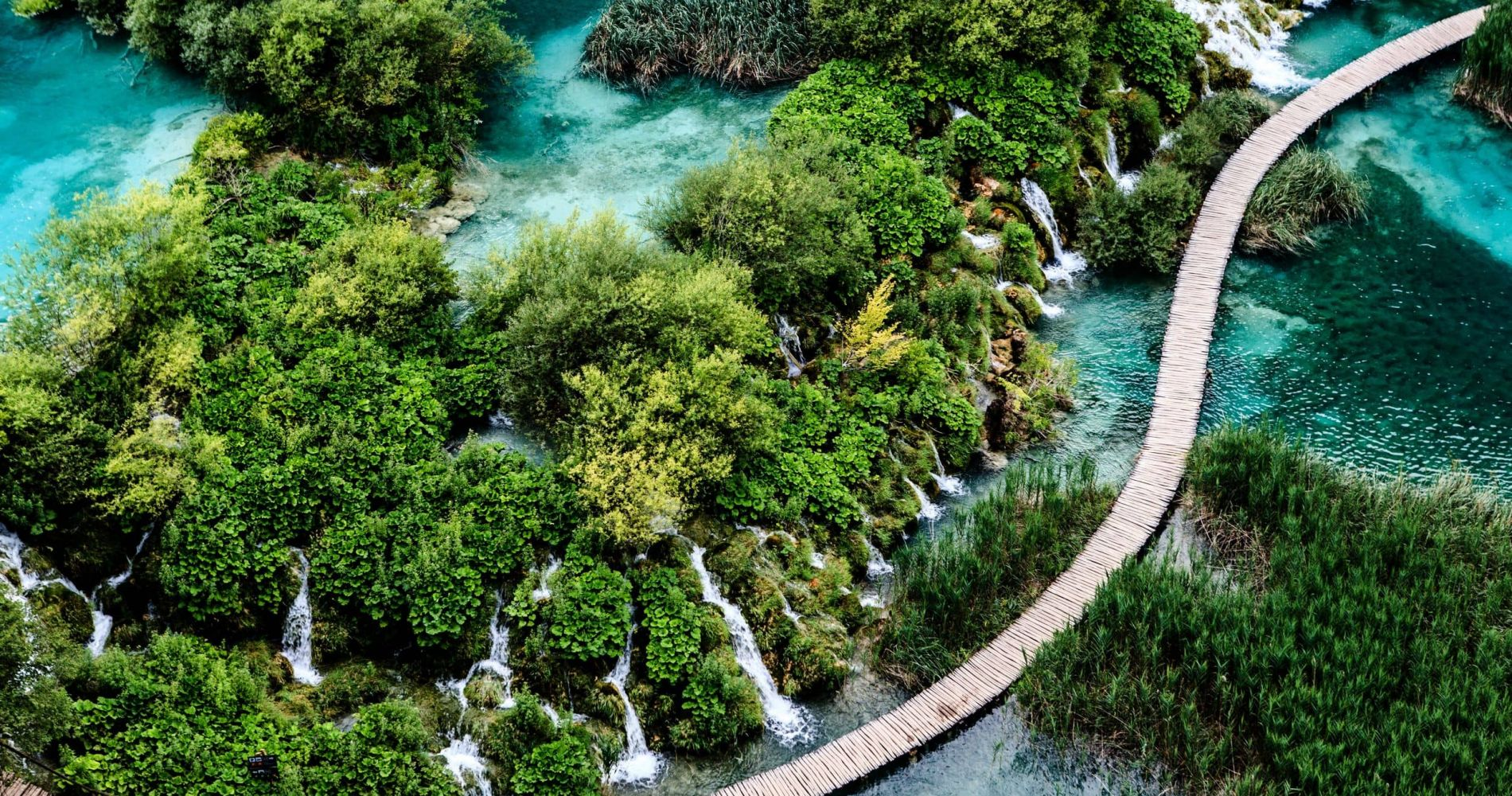 Plitvice National Park Experience in Croatia