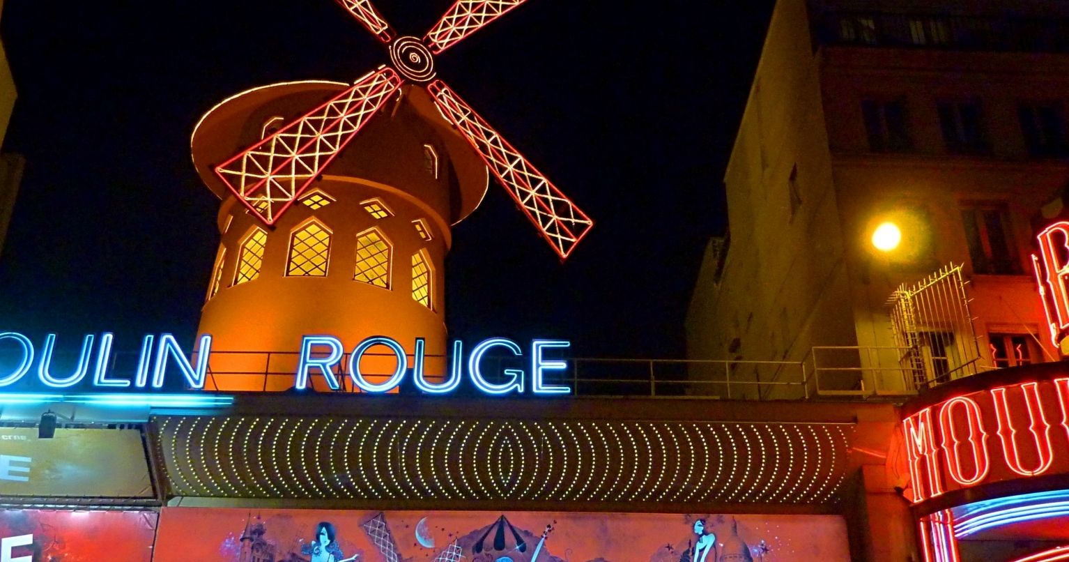 Moulin Rouge Show Champagne Paris Experience Gifts