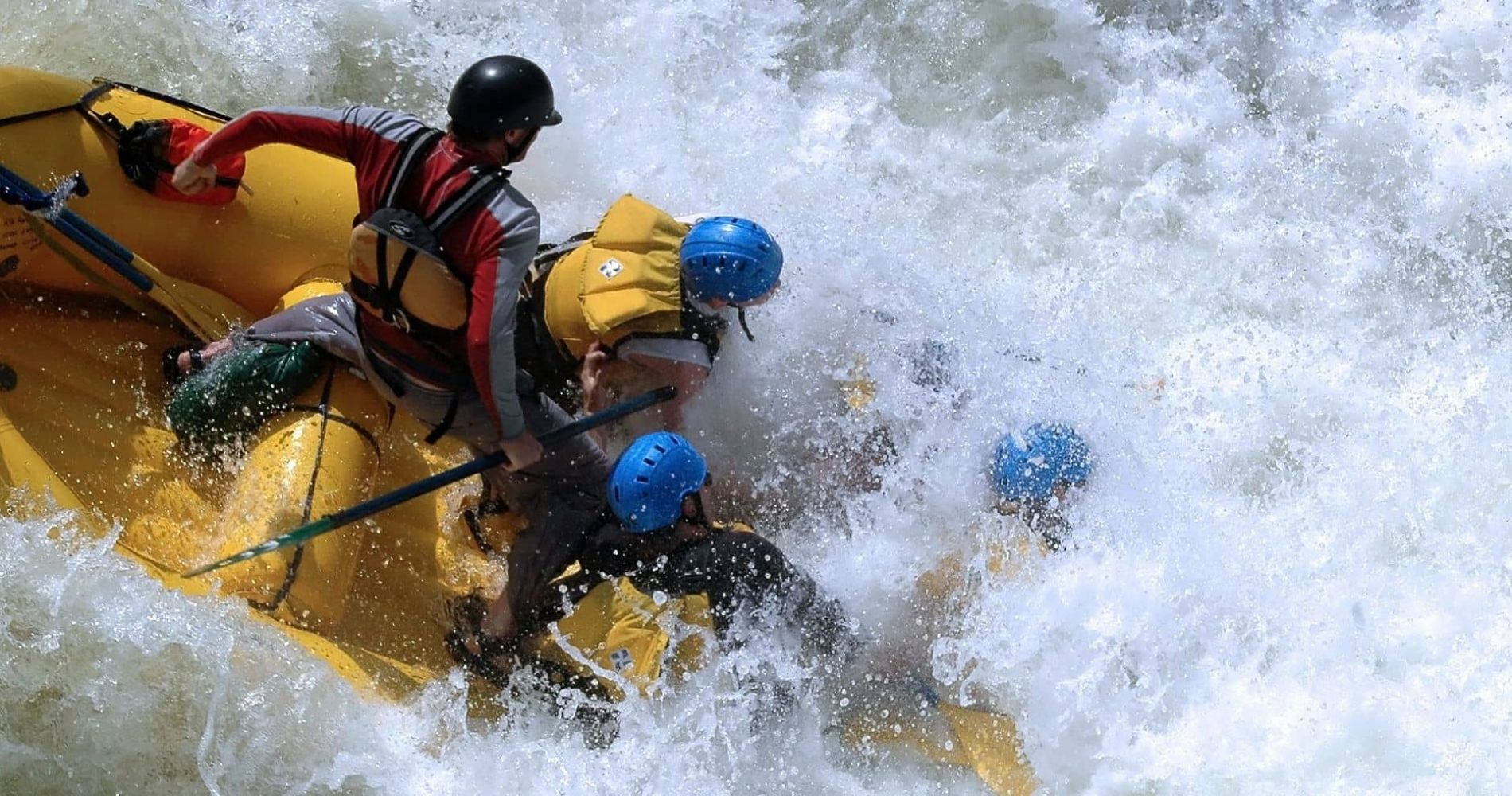 Half-Day Fraser River Rafting in Canada