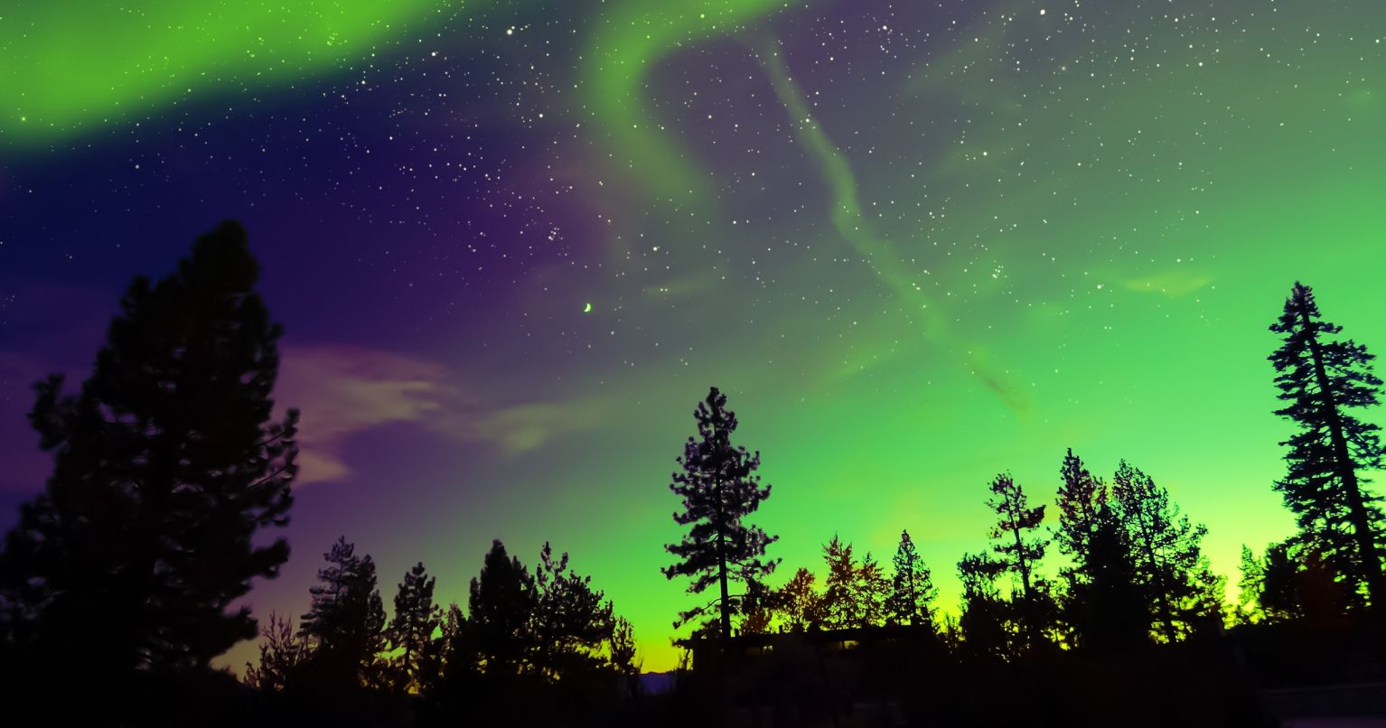 Alaskan Northern Lights Experience Gifts