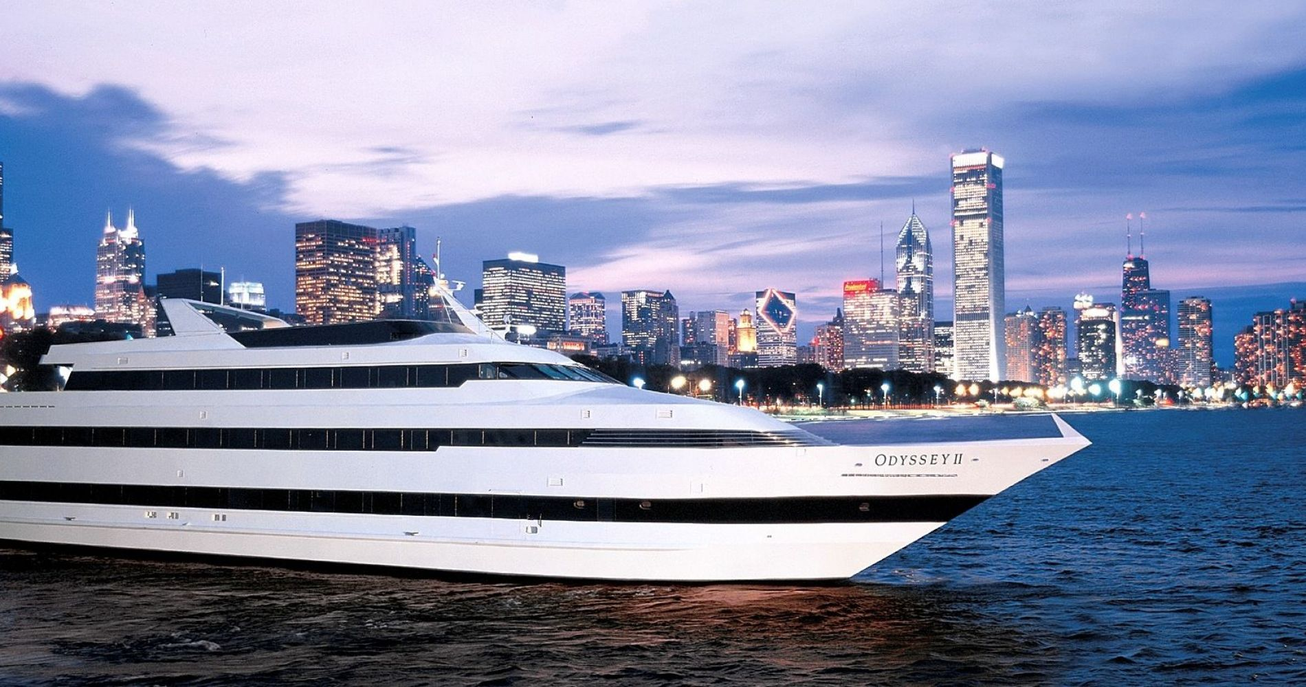 Lunch Cruise for Two in Chicago