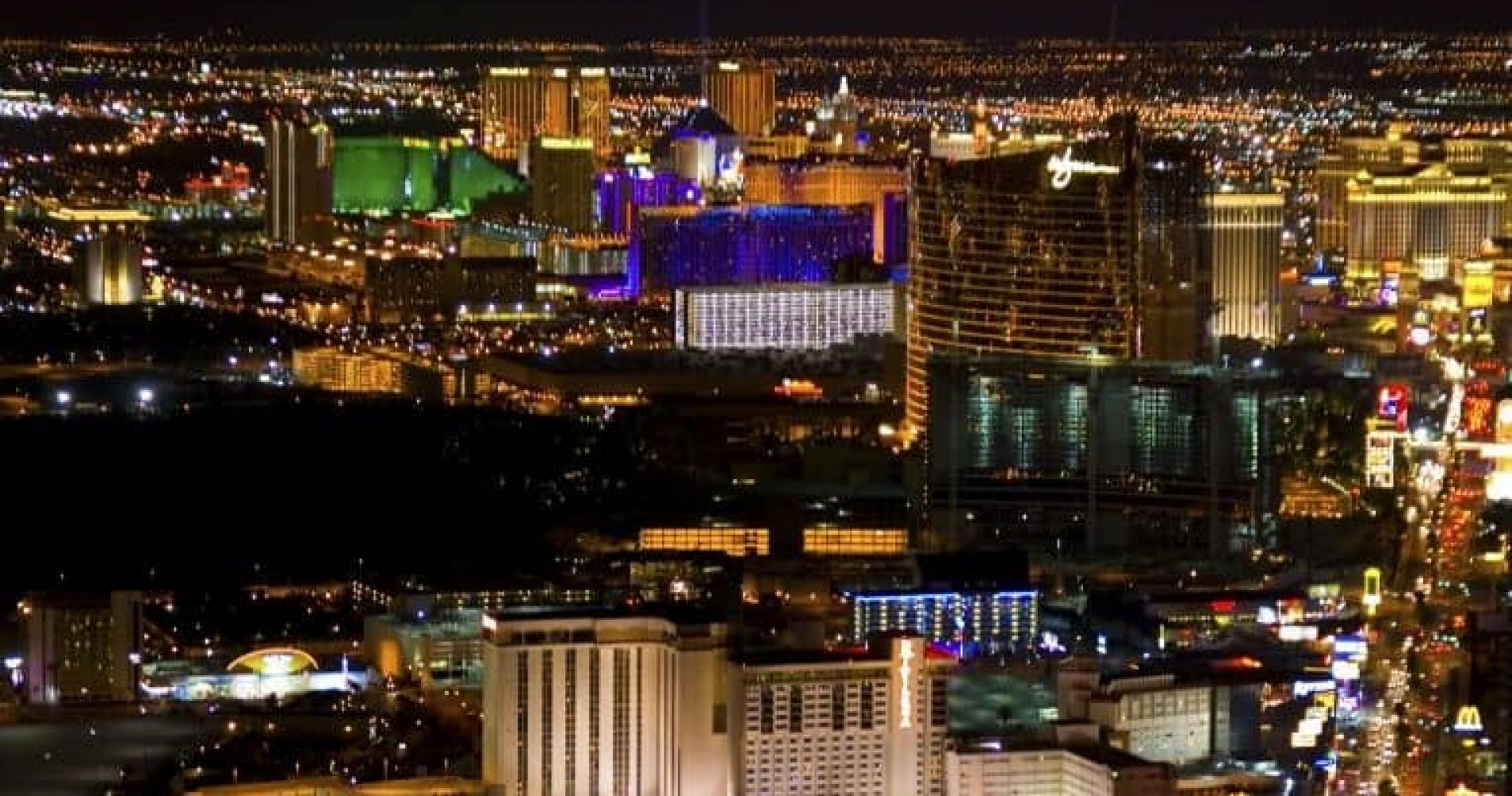 VIP Helicopter Experience over Las Vegas Strip