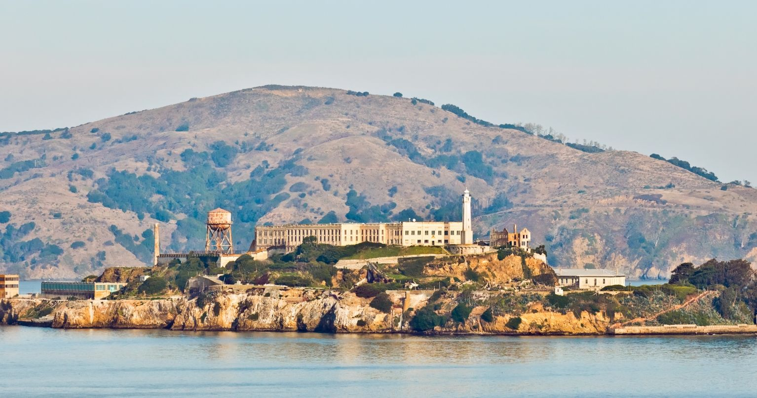 San Francisco Alcatraz California Experience Gifts