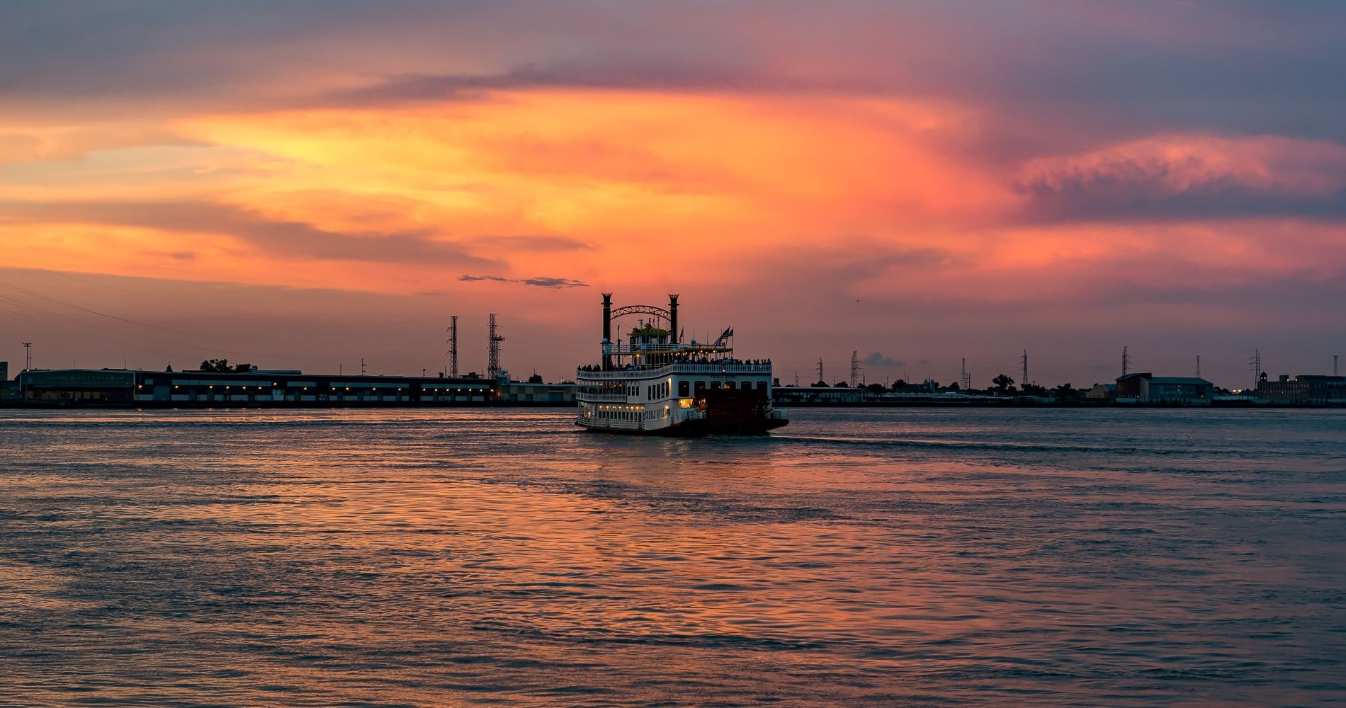 New Orleans Jazz Cruise for Two