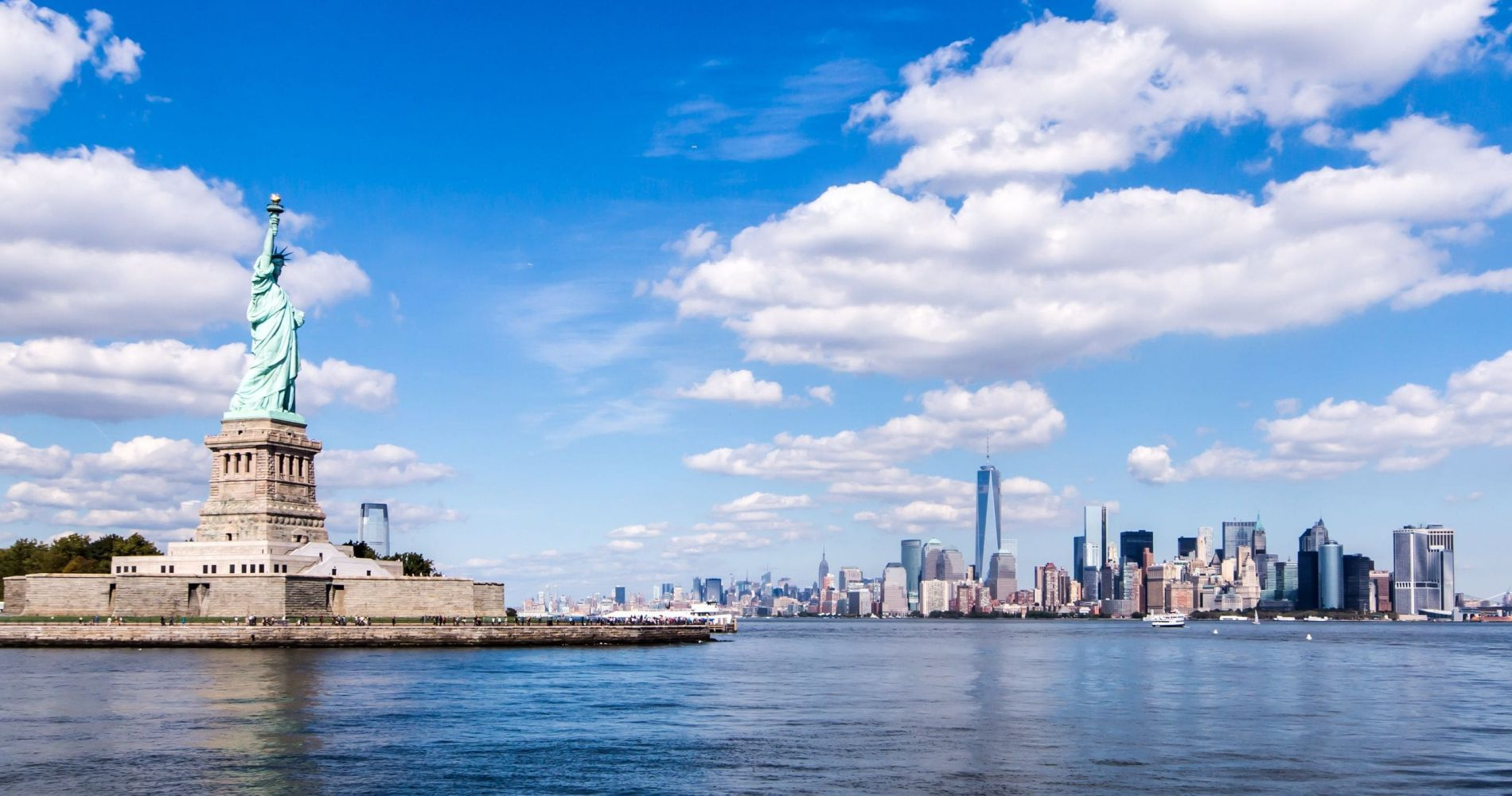 Statue of Liberty and Ellis Island Experience in New York for Two