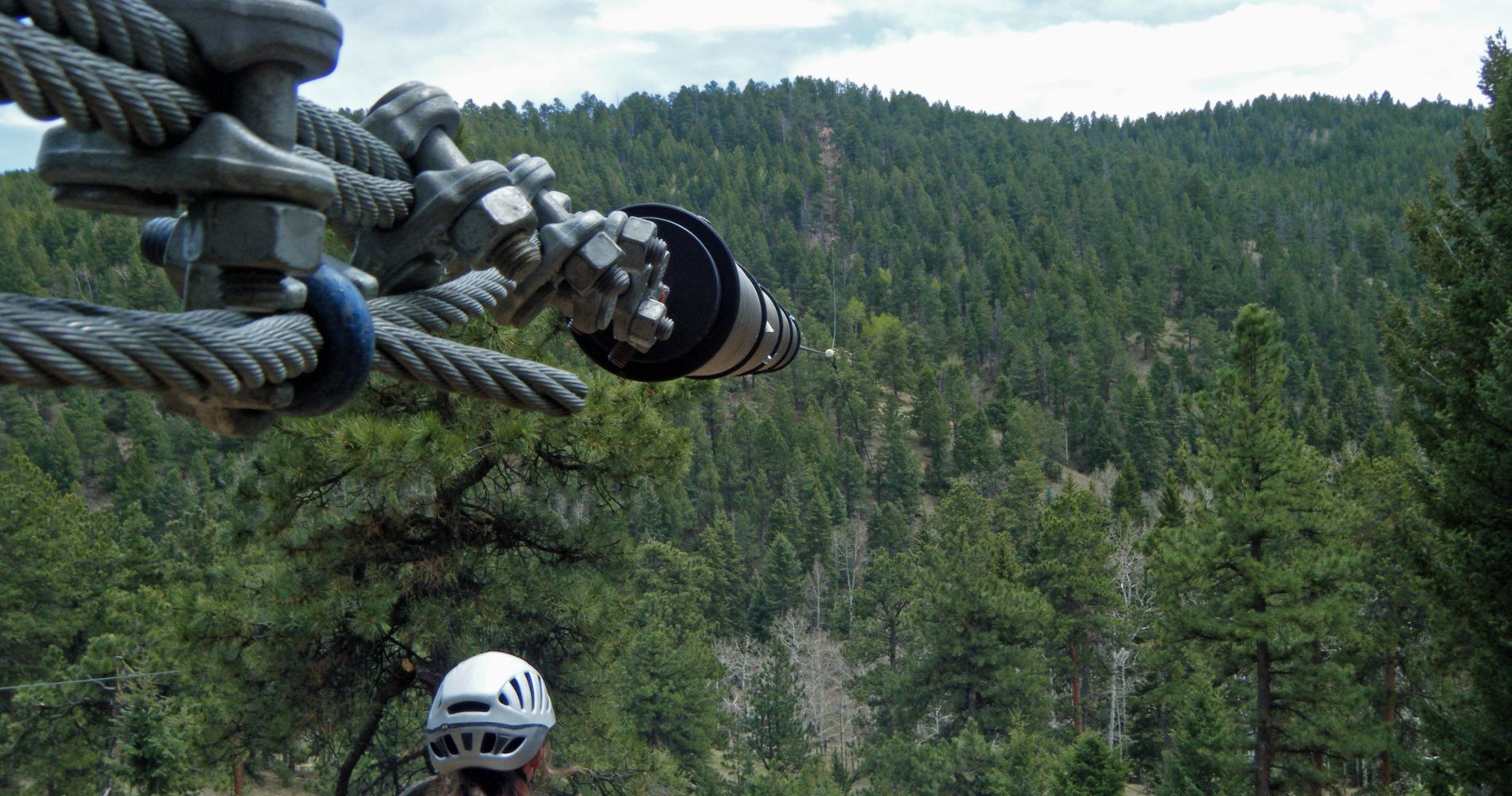The Rocky Mountain Zipline Adventure in Denver