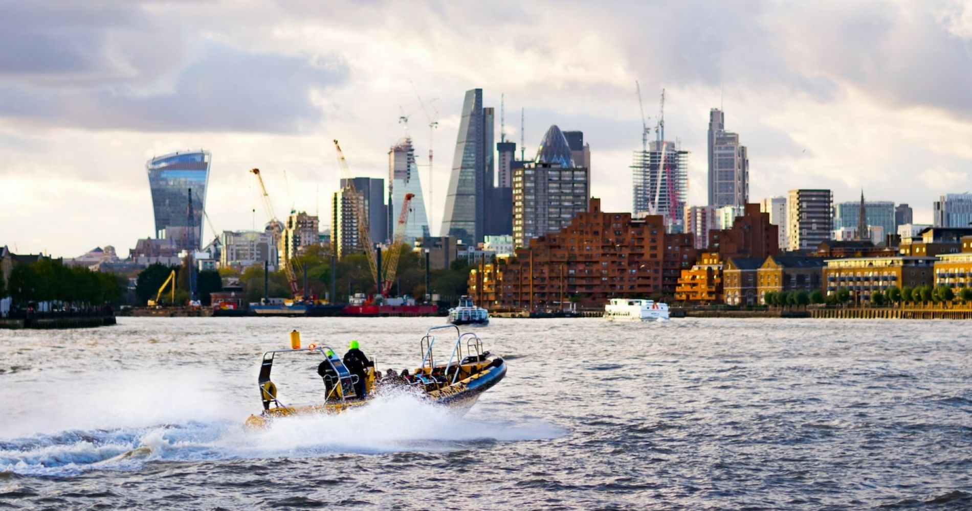 Unforgettable Canary Wharf Experience For Two In London