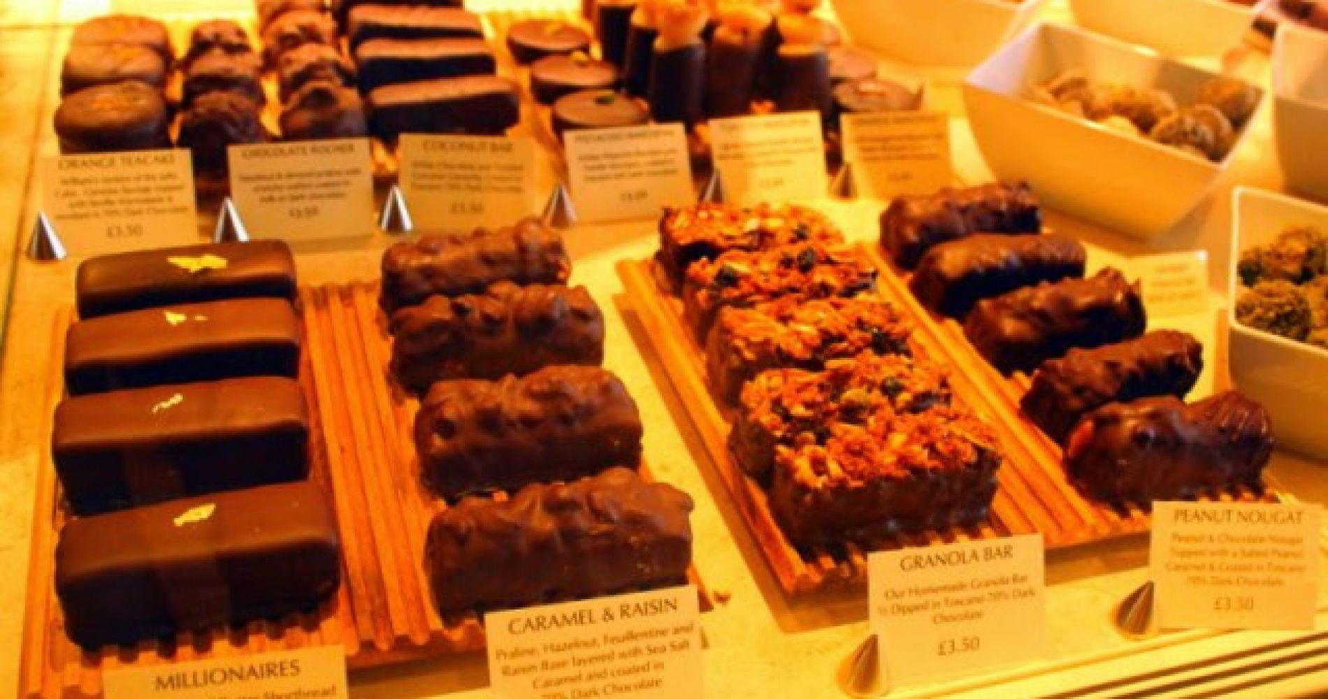 Chelsea Chocolate Tour Tinggly Experience Gift