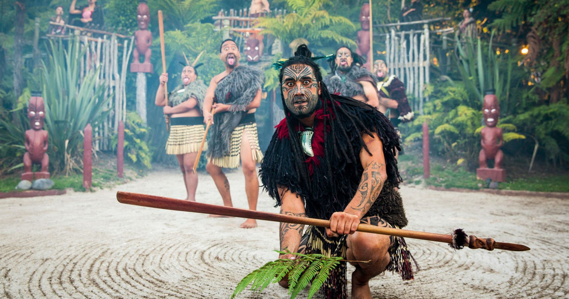 Maori Village New Zealand Experience Gift