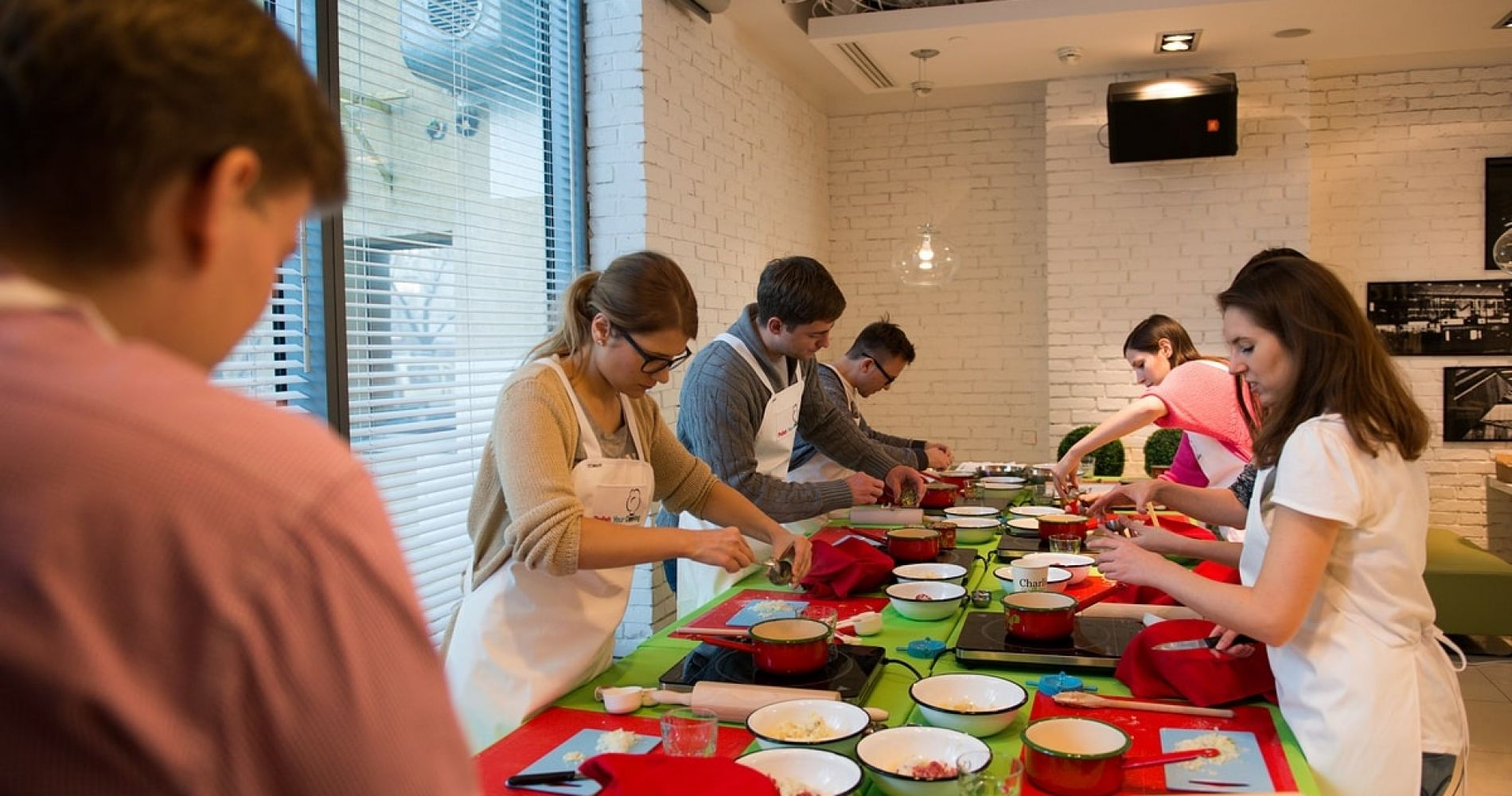 Polish Cooking Class and Vodka Tasting for Two in Warsaw