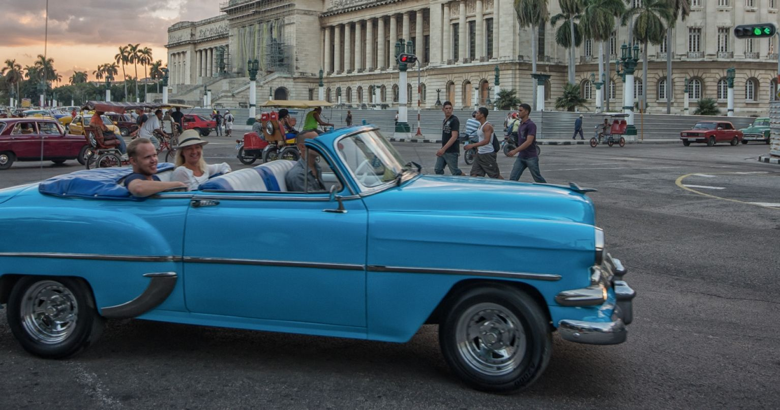 Discover Classic Car Havana Experience in Cuba for Two - Experience ...