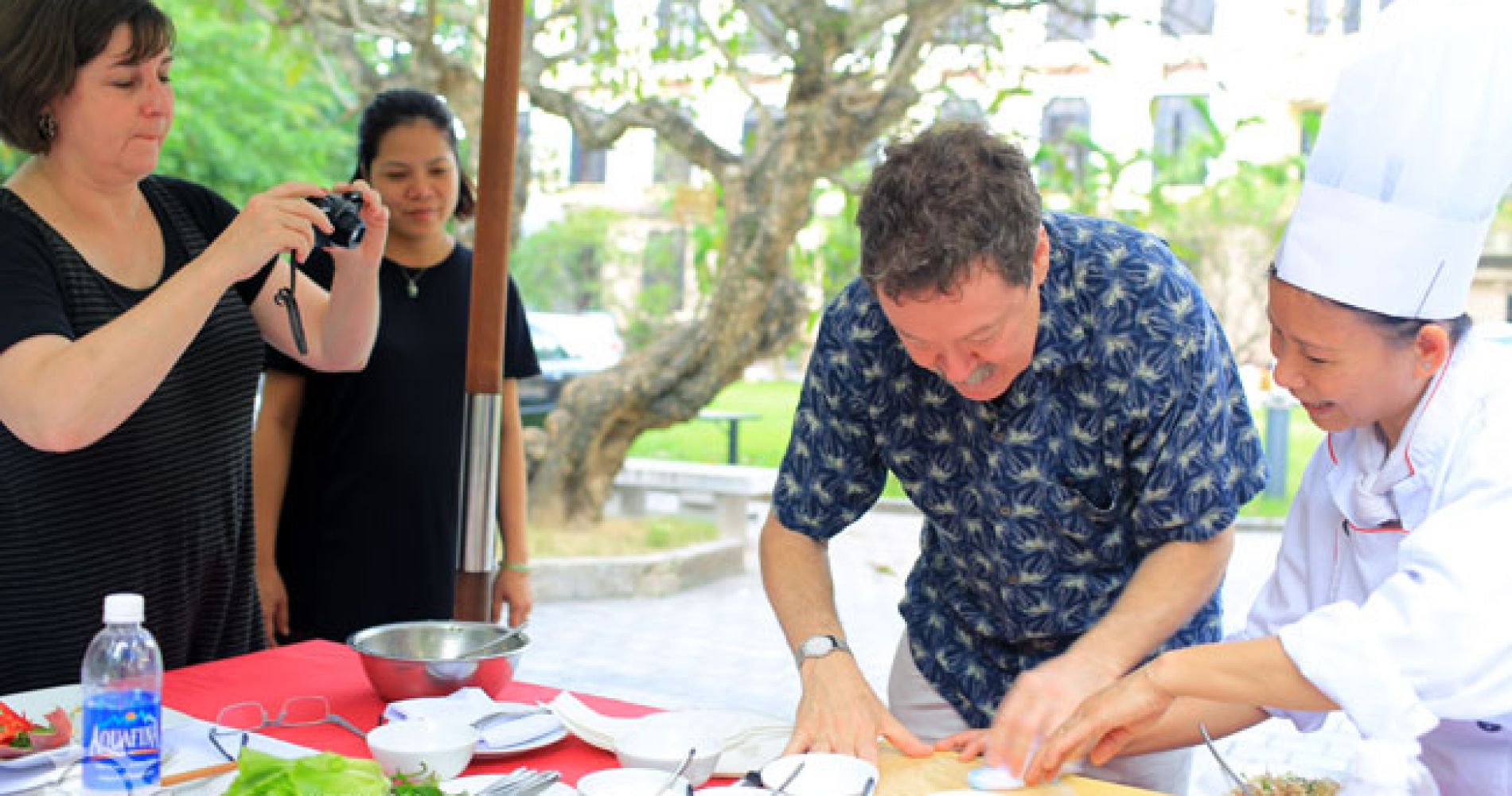 Half-day Cooking with the Master Chef Tinggly Experience Gifts