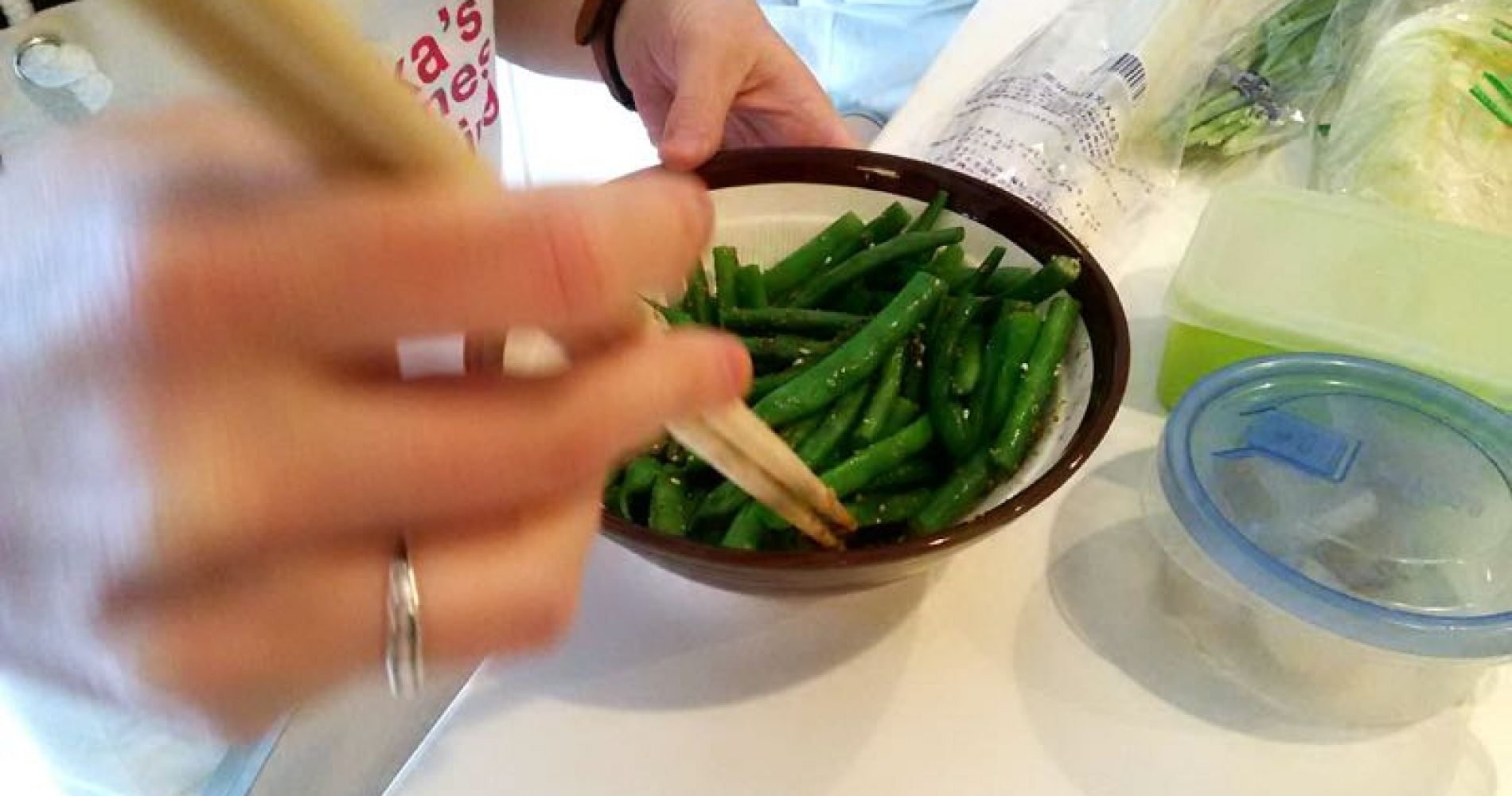 Unique Japanese home-cooking class Tokyo Tinggly Experience Gifts