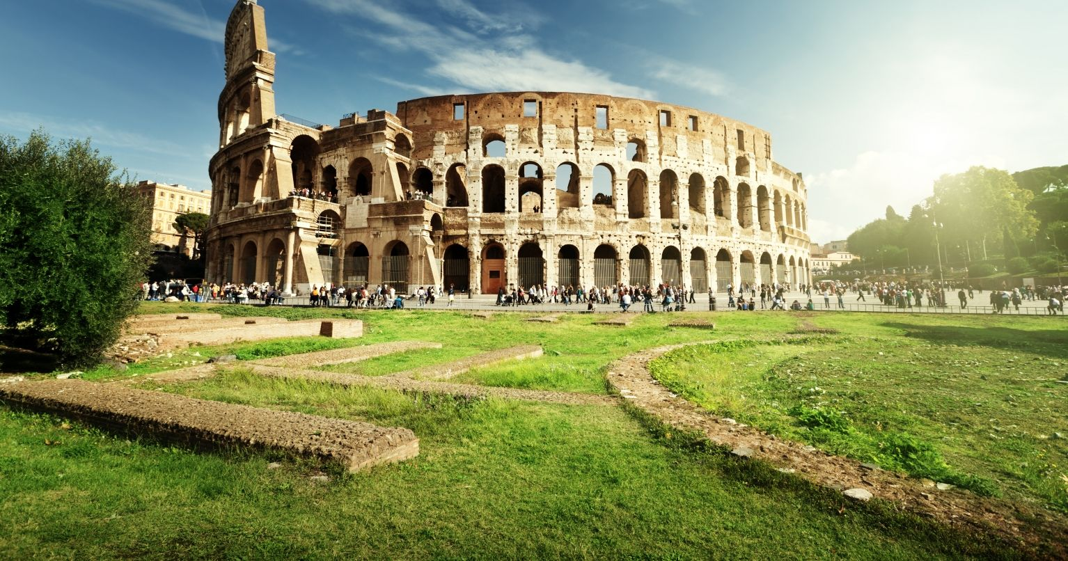 Ancient Rome Visit Famous Colosseum and Roman Forum Tinggly Experience Gifts