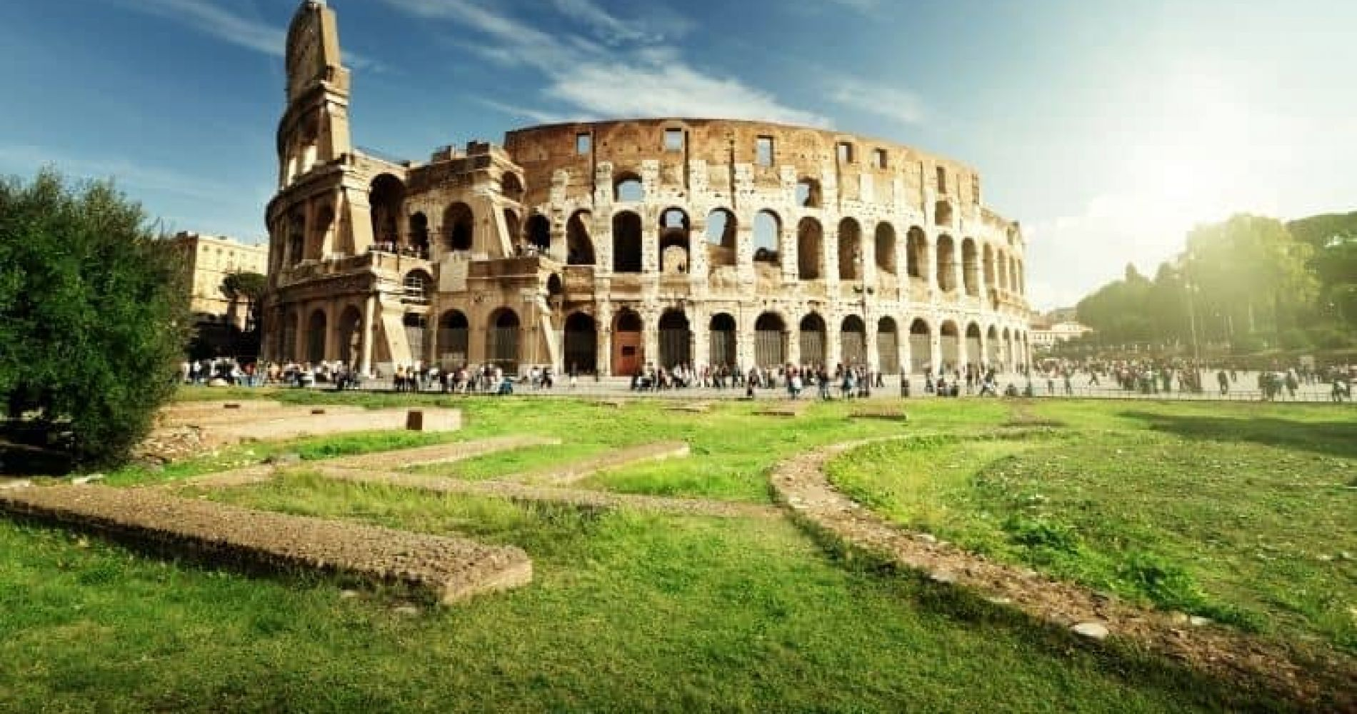 Ancient Rome Experience with Visit to the Famous Colosseum and Roman Forum for Two