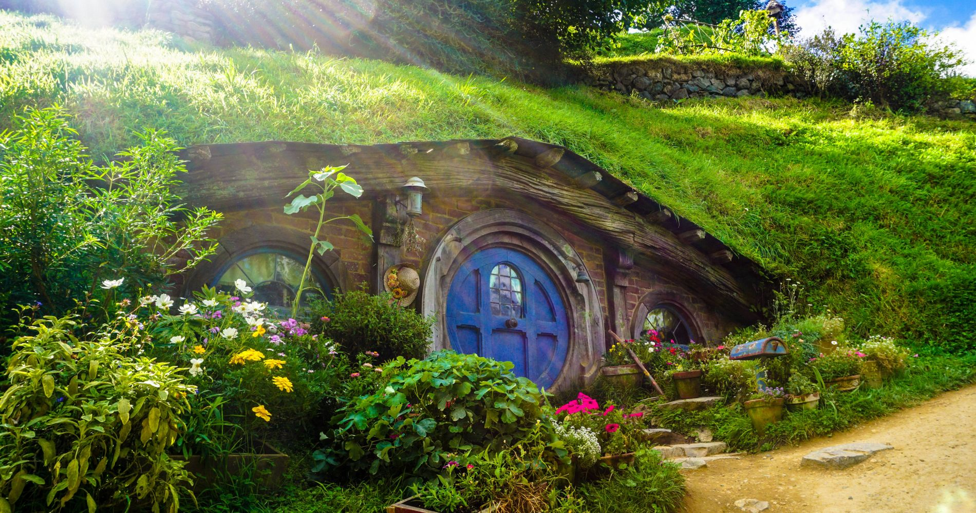 The Hobbit Movie Set from Matamata Tinggly Experience Gifts