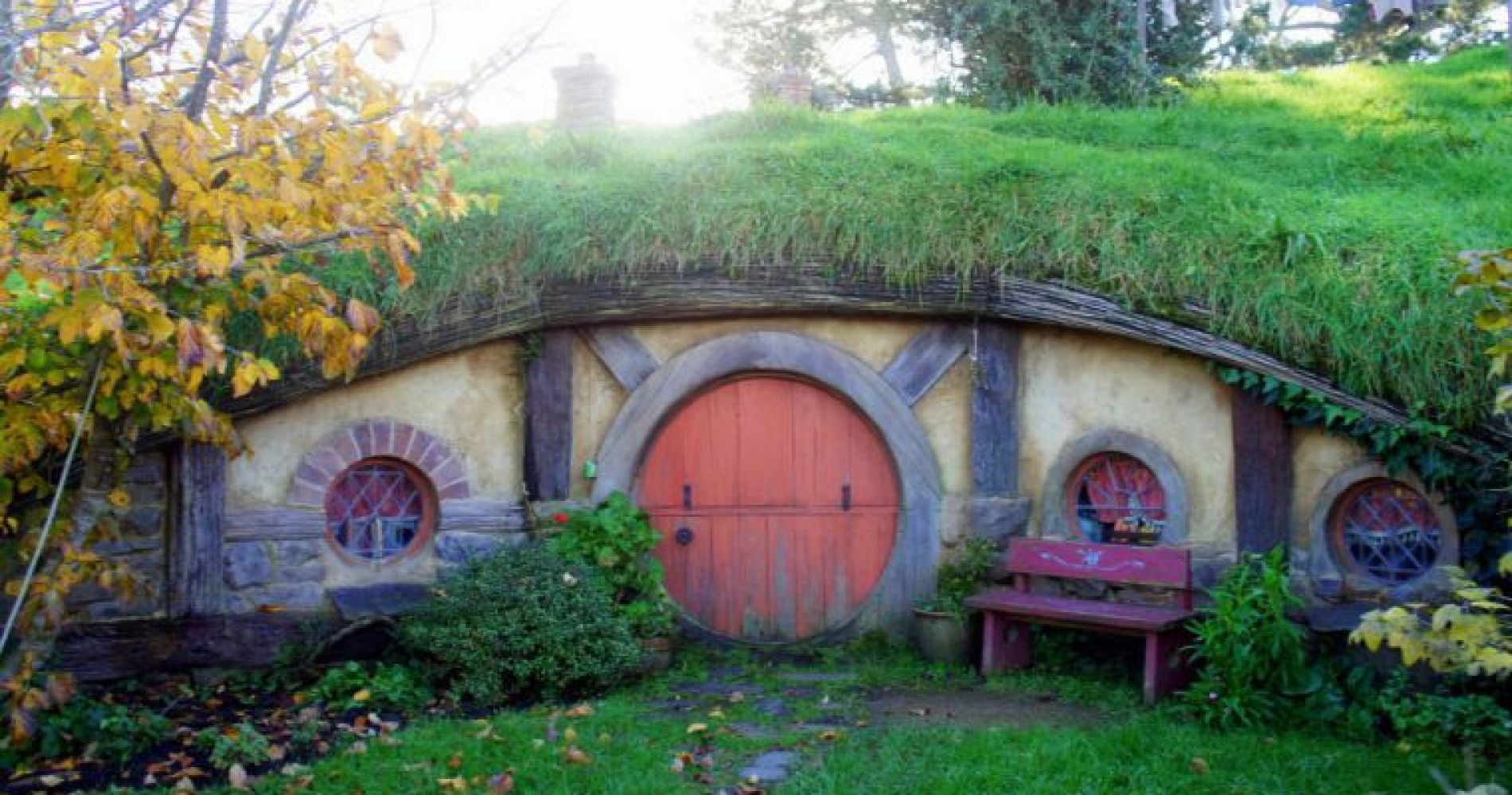 The Hobbit Movie Set Experience from Matamata