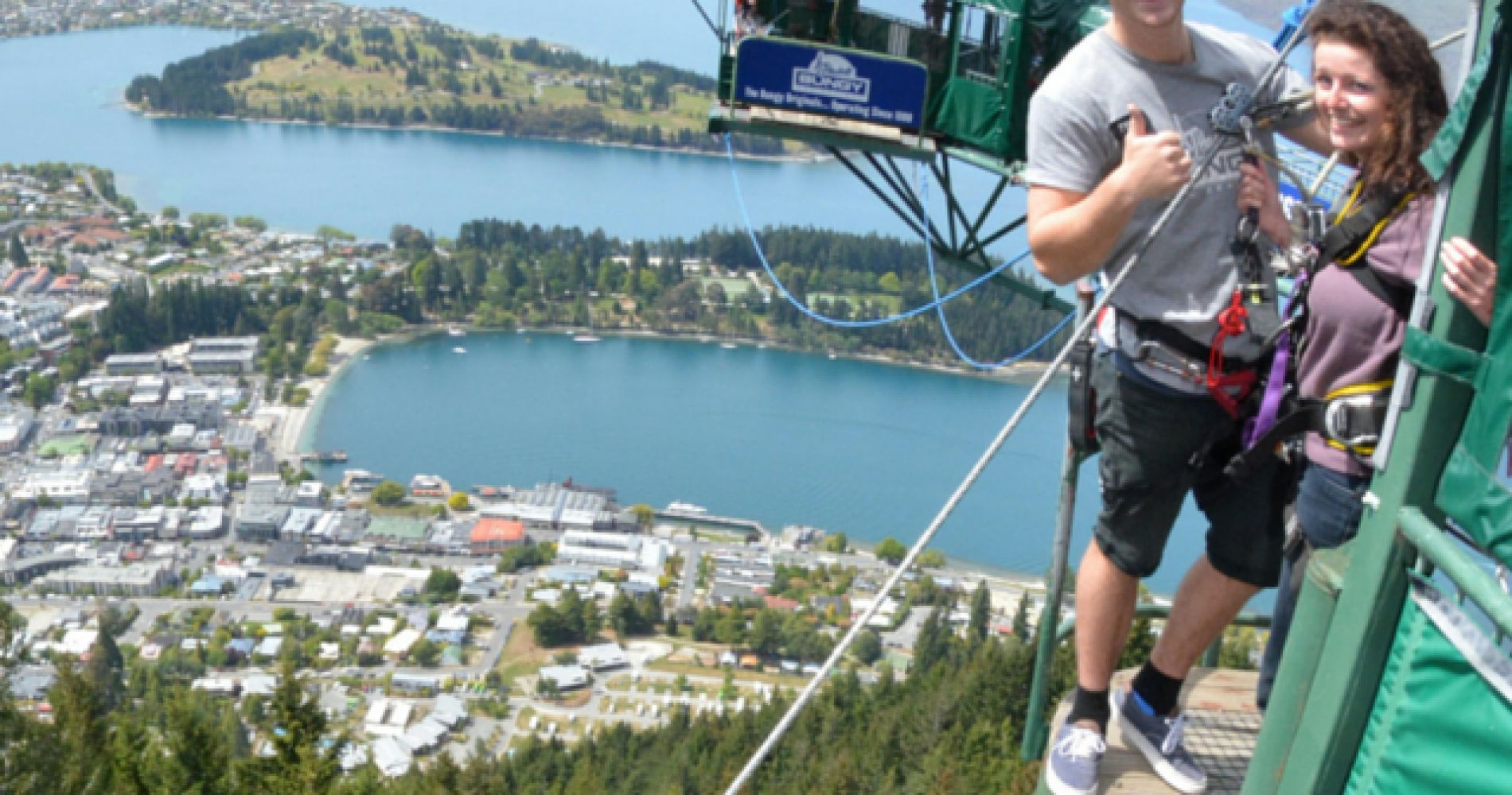 Queenstown Swing Tinggly Experience Gifts