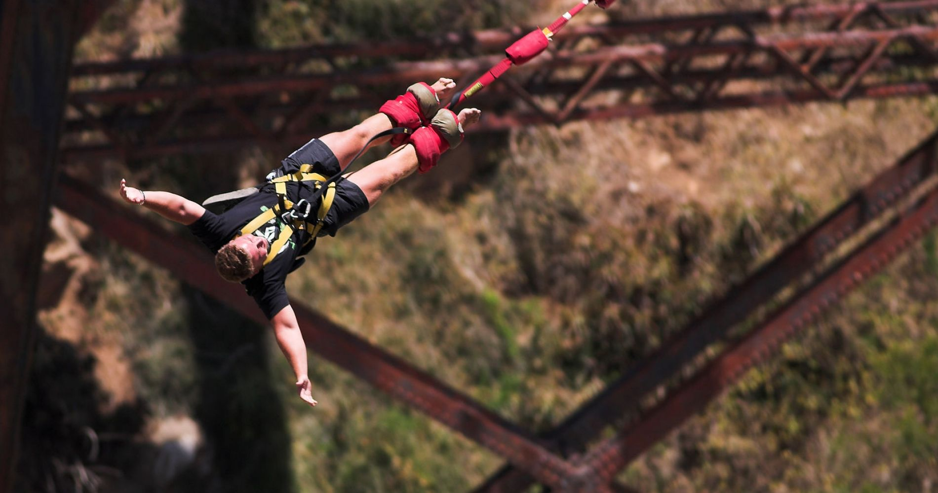 43 Metre Bungee Jump Rotorua Tinggly Experience Gifts