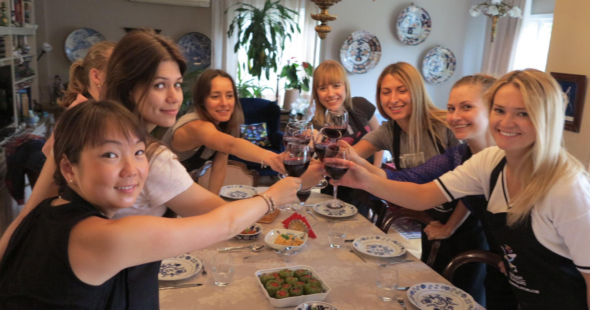 Istanbul Cookery Class Tinggly Experience Gift
