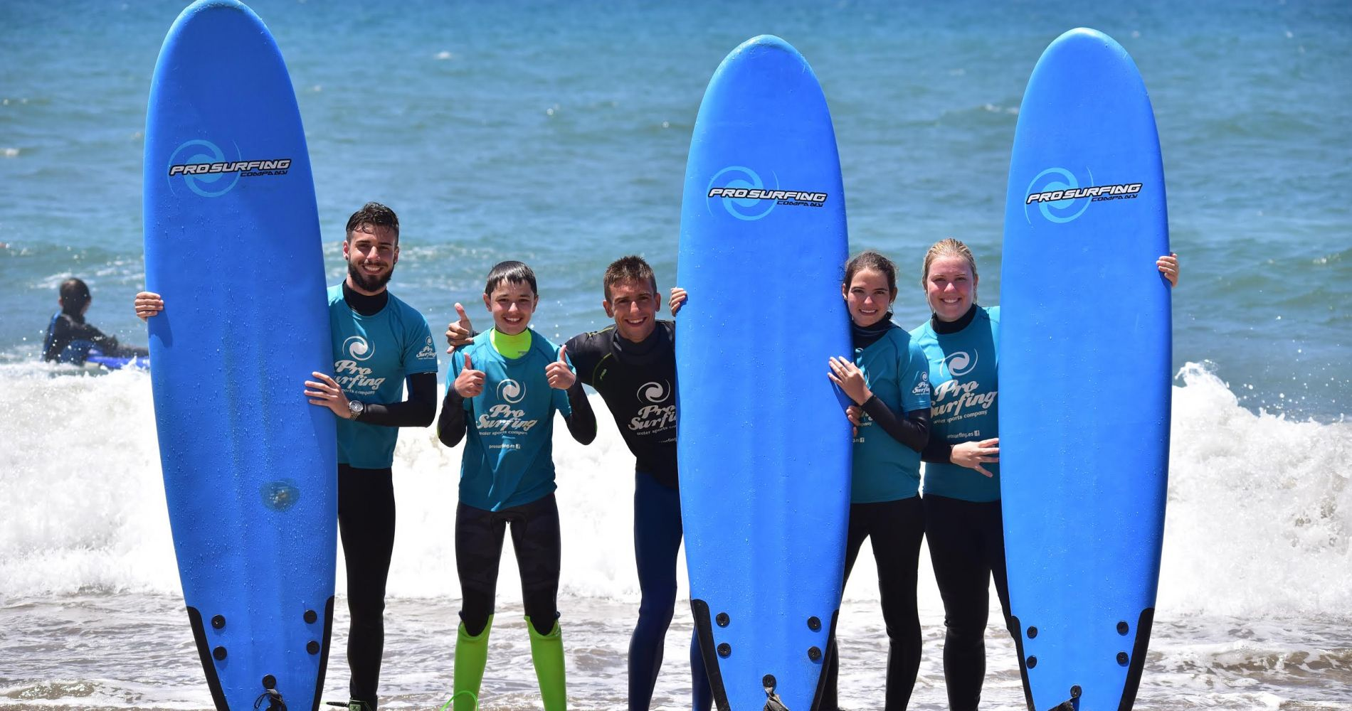 Stunning Surf Safari in Spain for Two