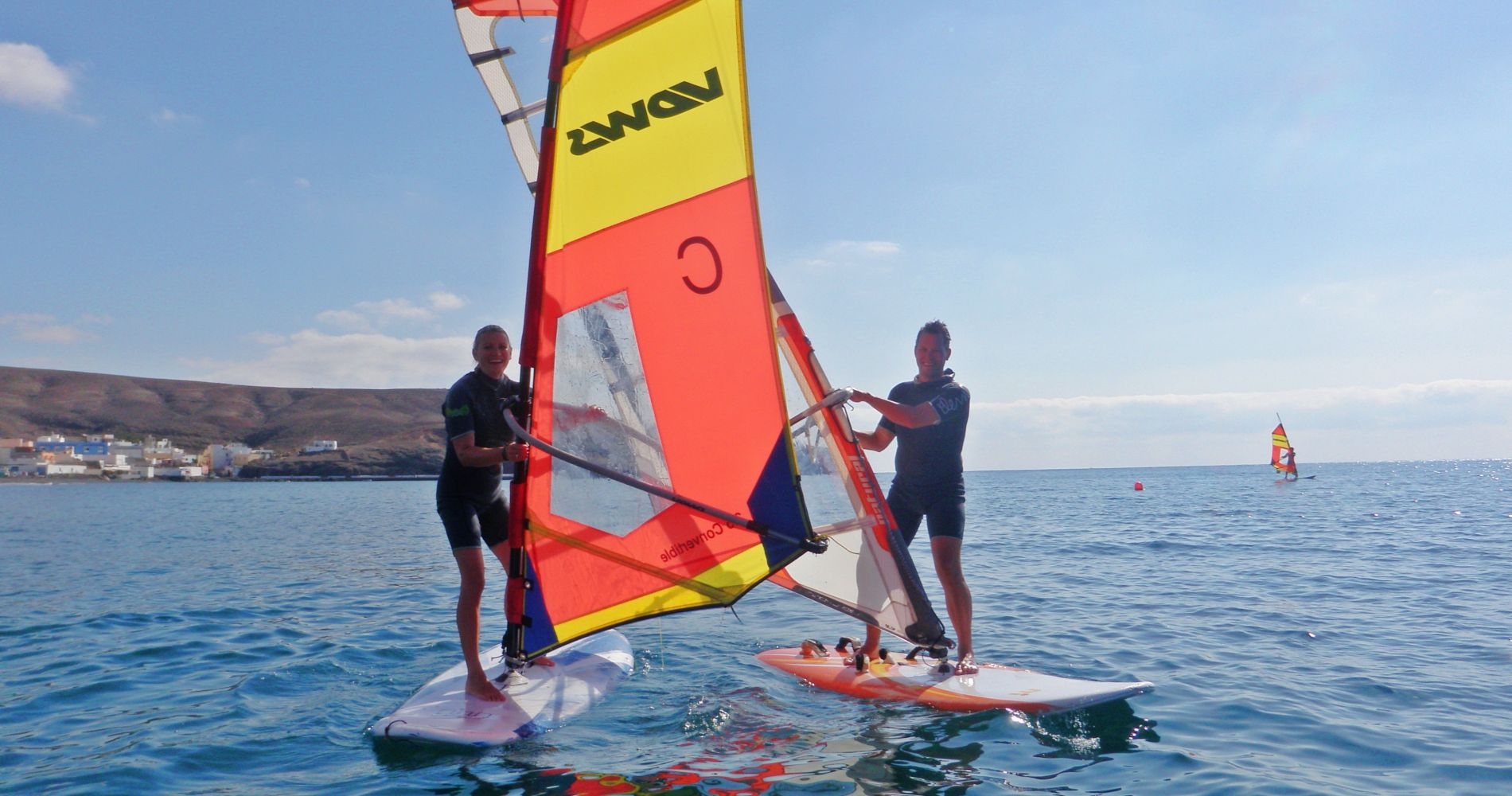 windsurfing, kayaking & snorkeling Canary Islands Tinggly Experience Gifts