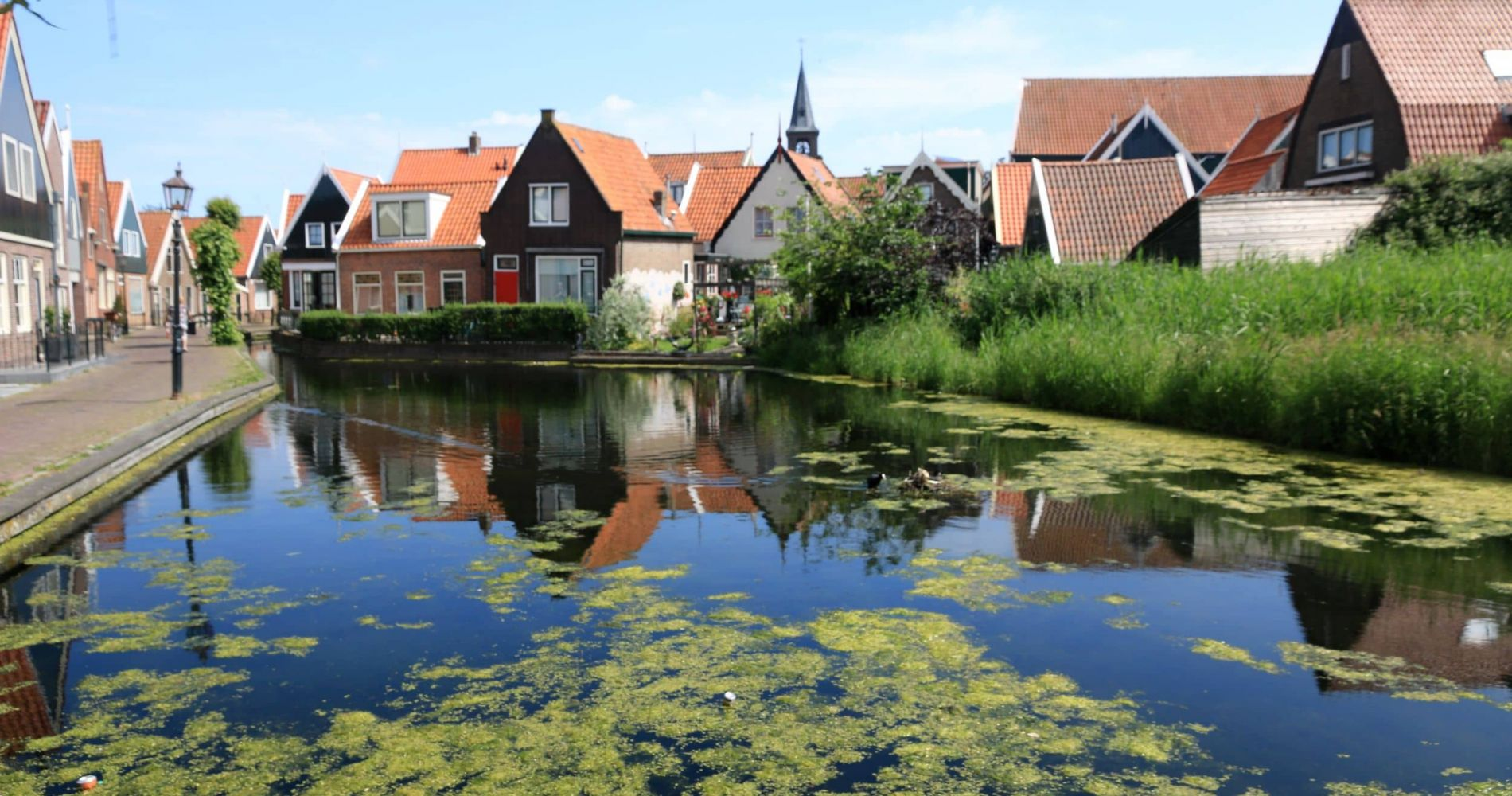 Volendam, Marken, and Windmills Experience for Two from Amsterdam