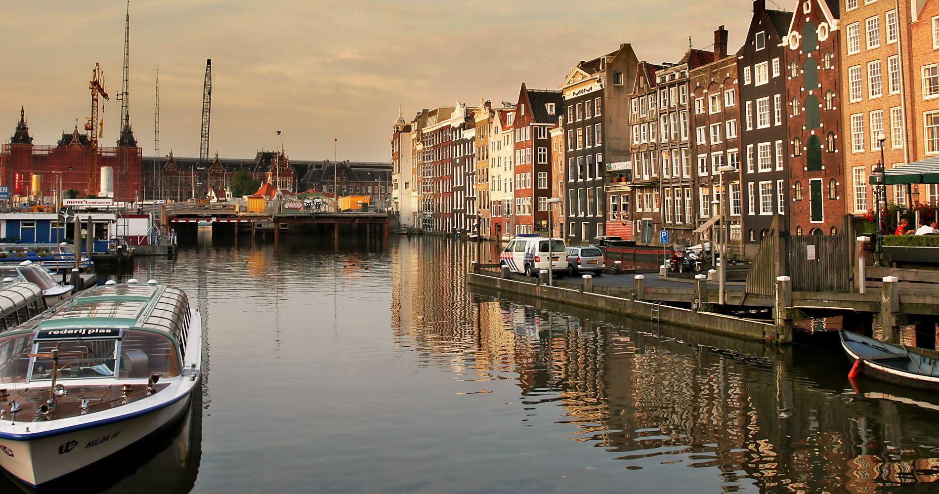 Heineken, Madame Tussauds and Canal Combo Amsterdam Tinggly Experience Gifts
