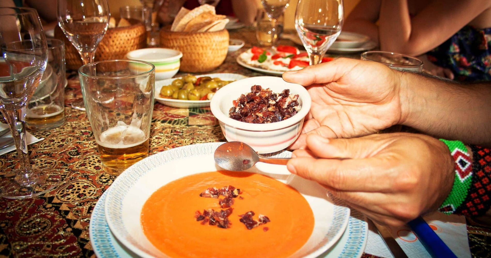 Eat at a Local Home in Seville for Two