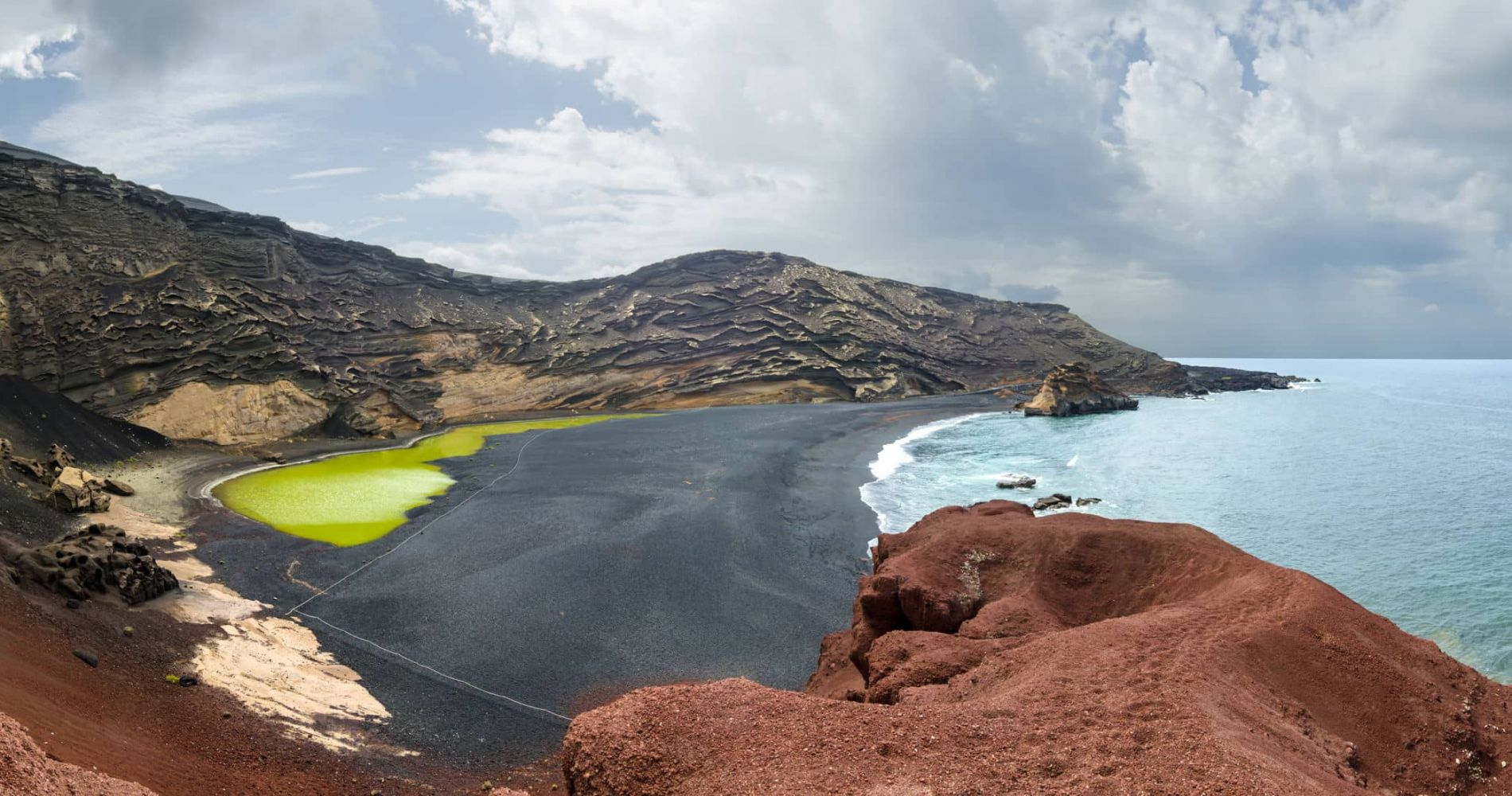 Full-Day Volcanoes and Caves Experience of Lanzarote for Two