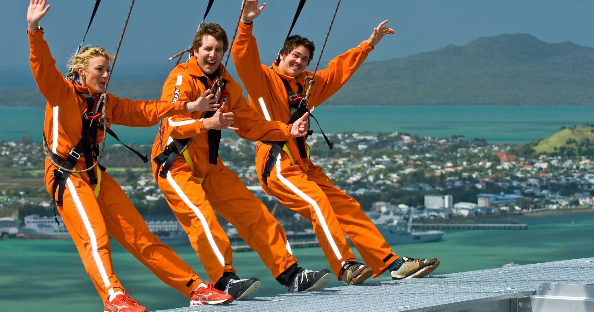 Skywalk the Edge Auckland Tinggly Experience Gifts