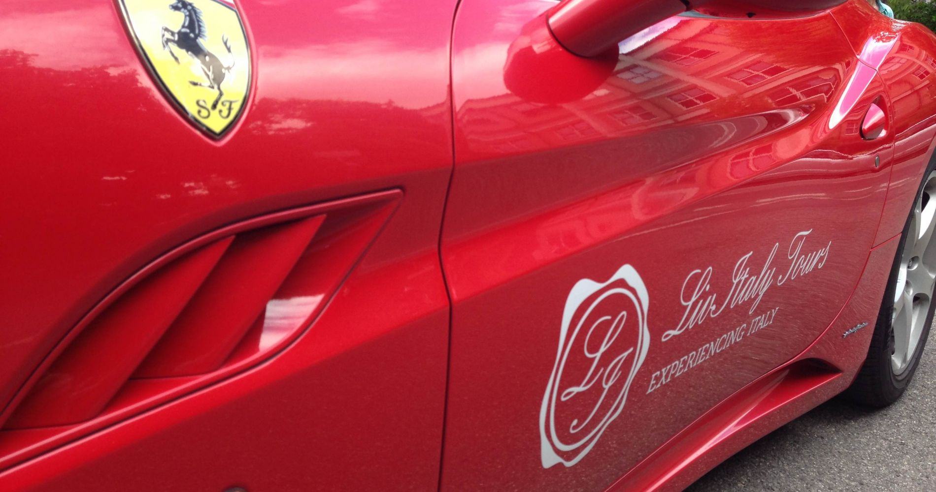 Ferrari Driving Experience Italy Tinggly Experience Gifts