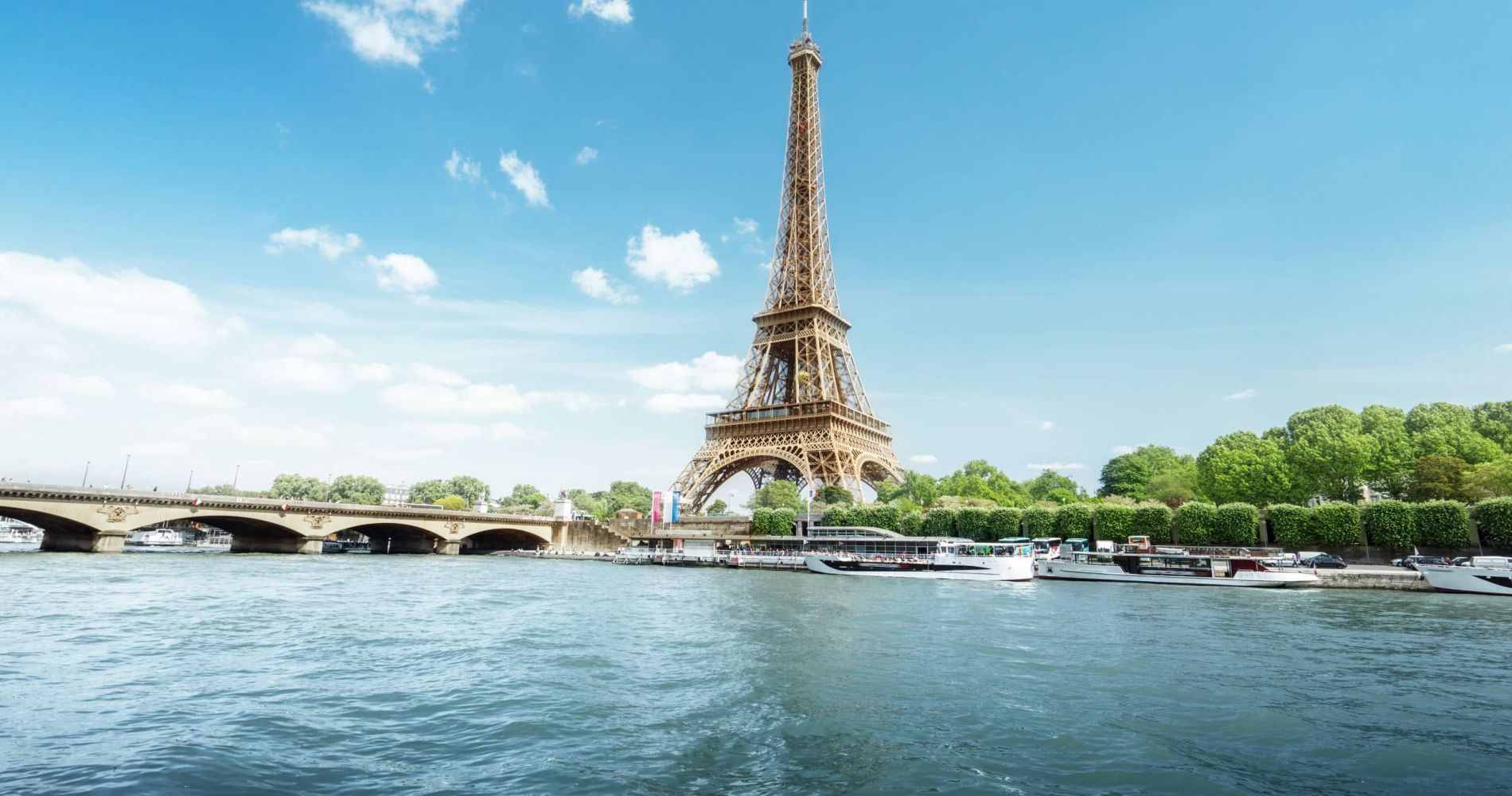 Romantic Cruise in Paris For Two